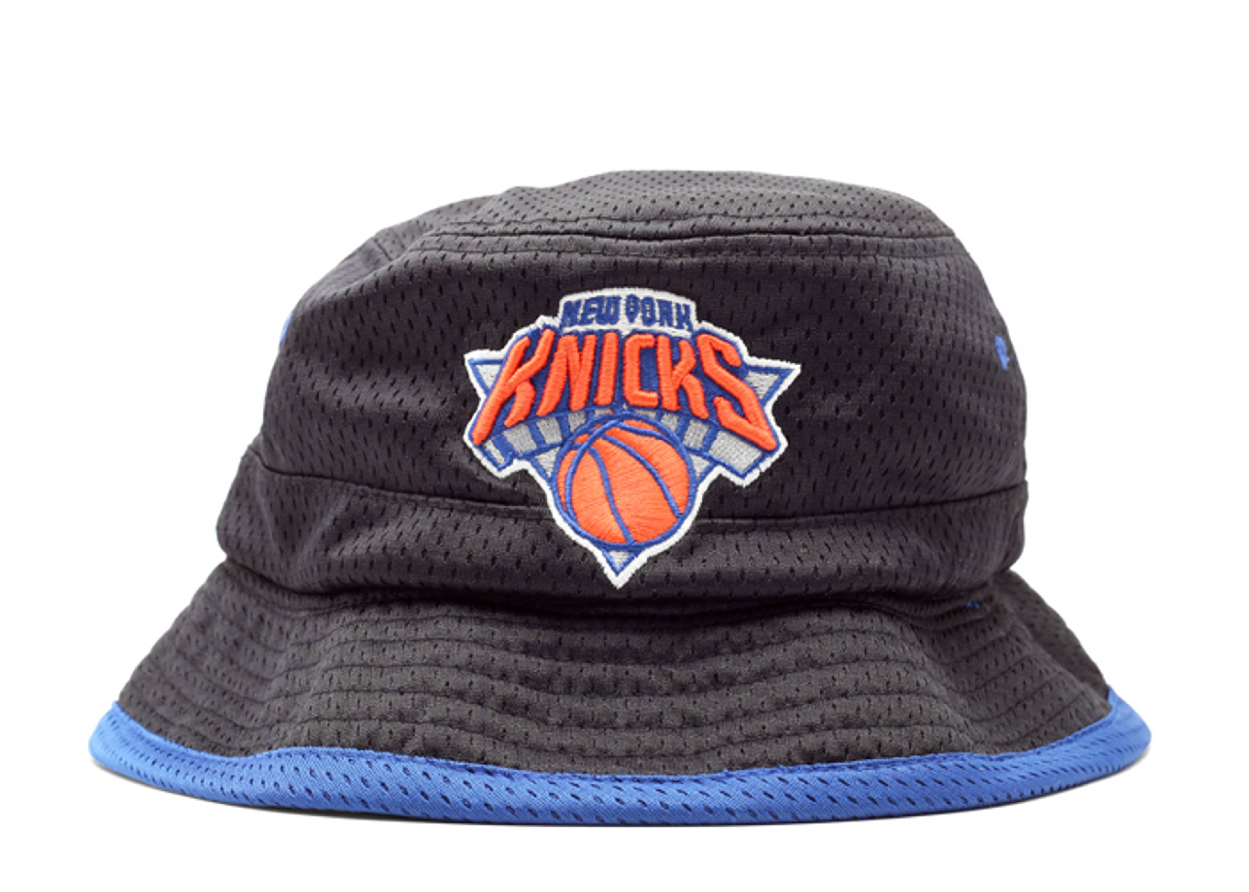 "new york knicks reversible bucket hat ""old love/ new love"""