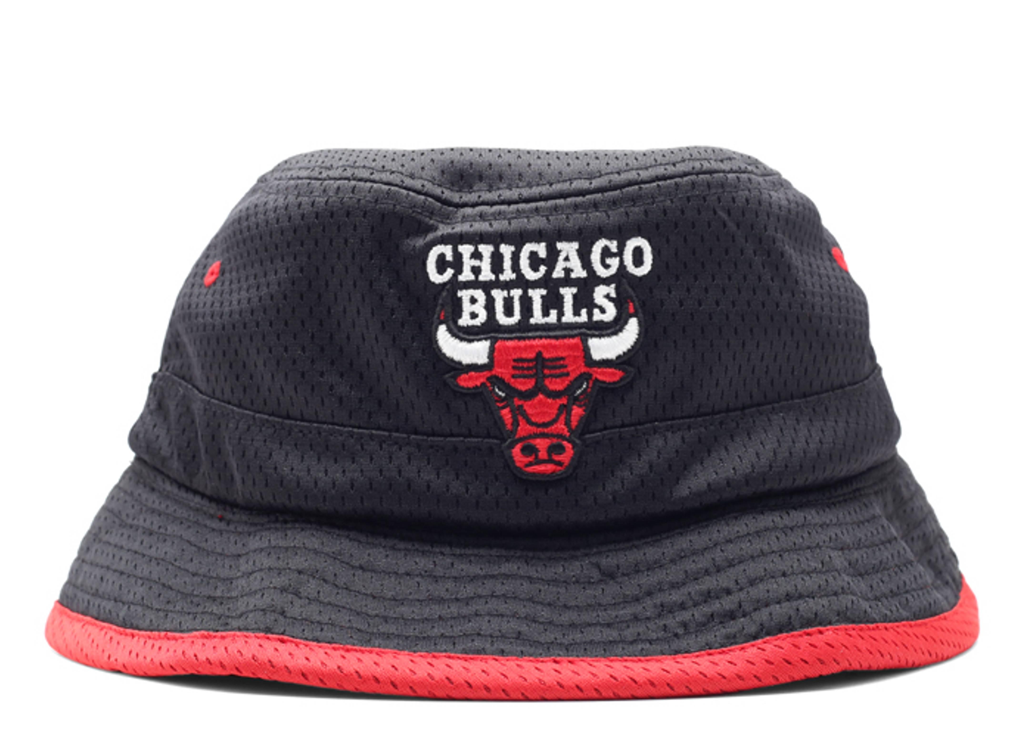 "chicago bulls reversible bucket hat ""old love/ new love"""