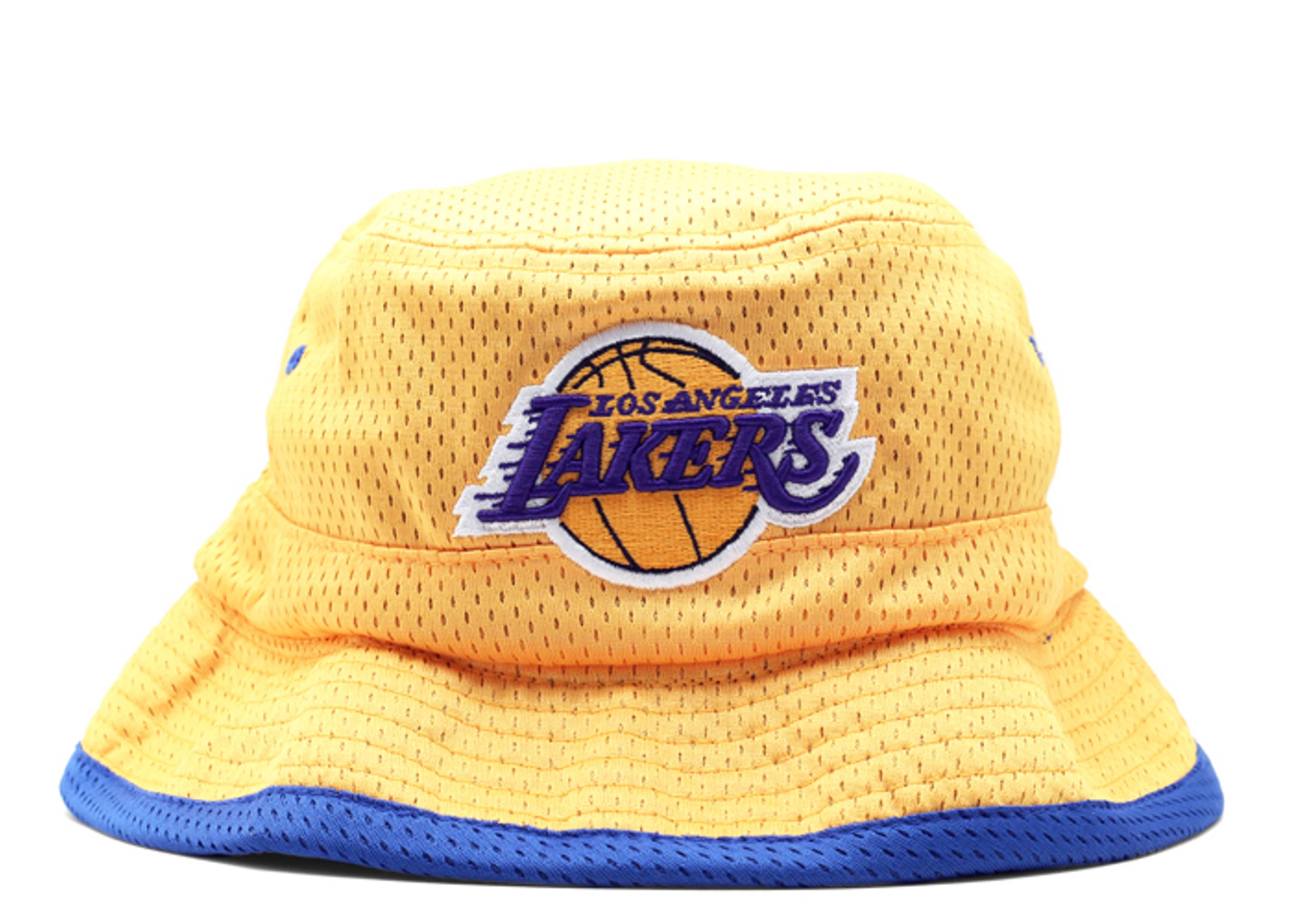"los angeles lakers reversible bucket hat ""old love/ new love"""