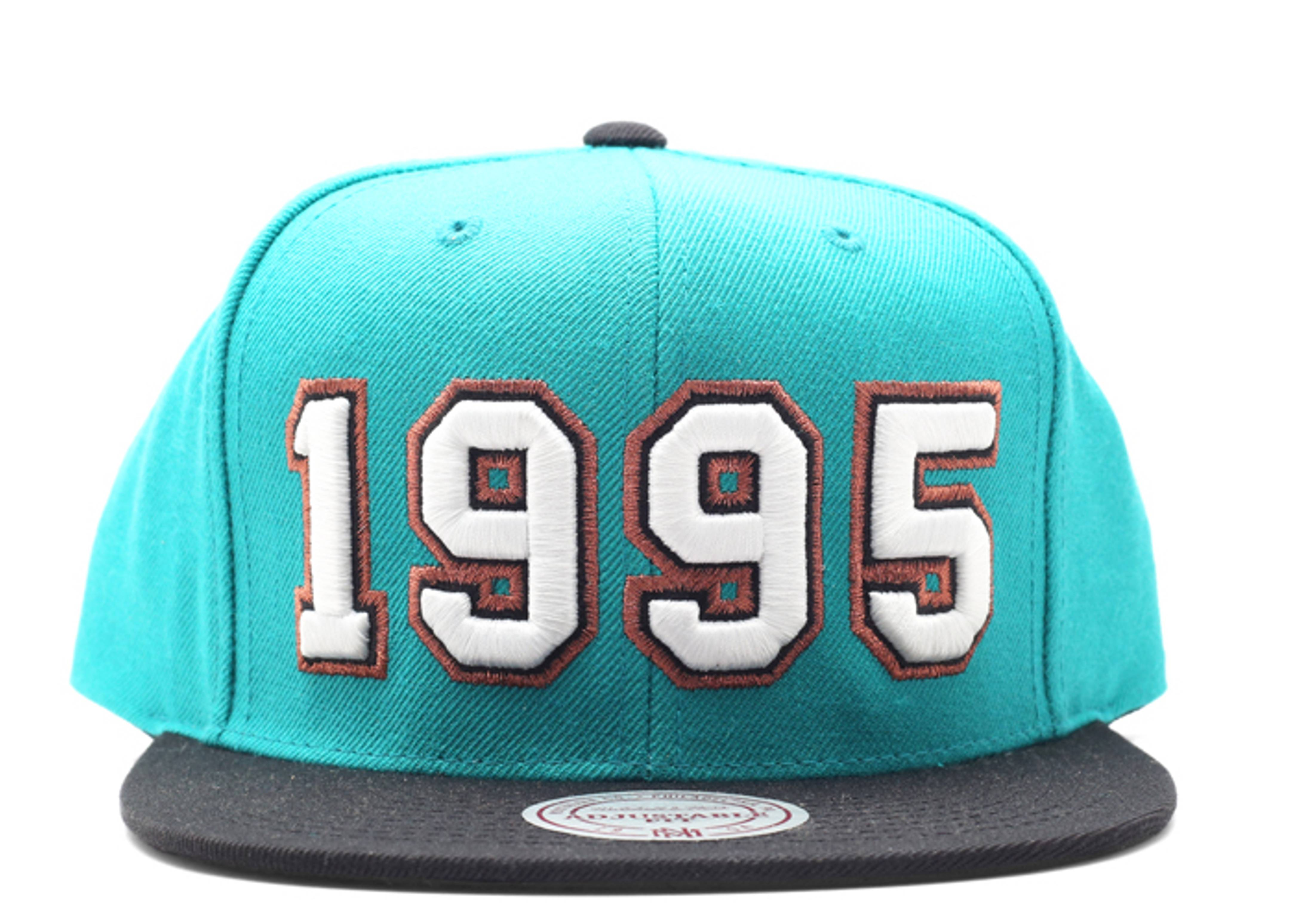 "1995 vancouver grizzlies snap-back ""expansion pack"""