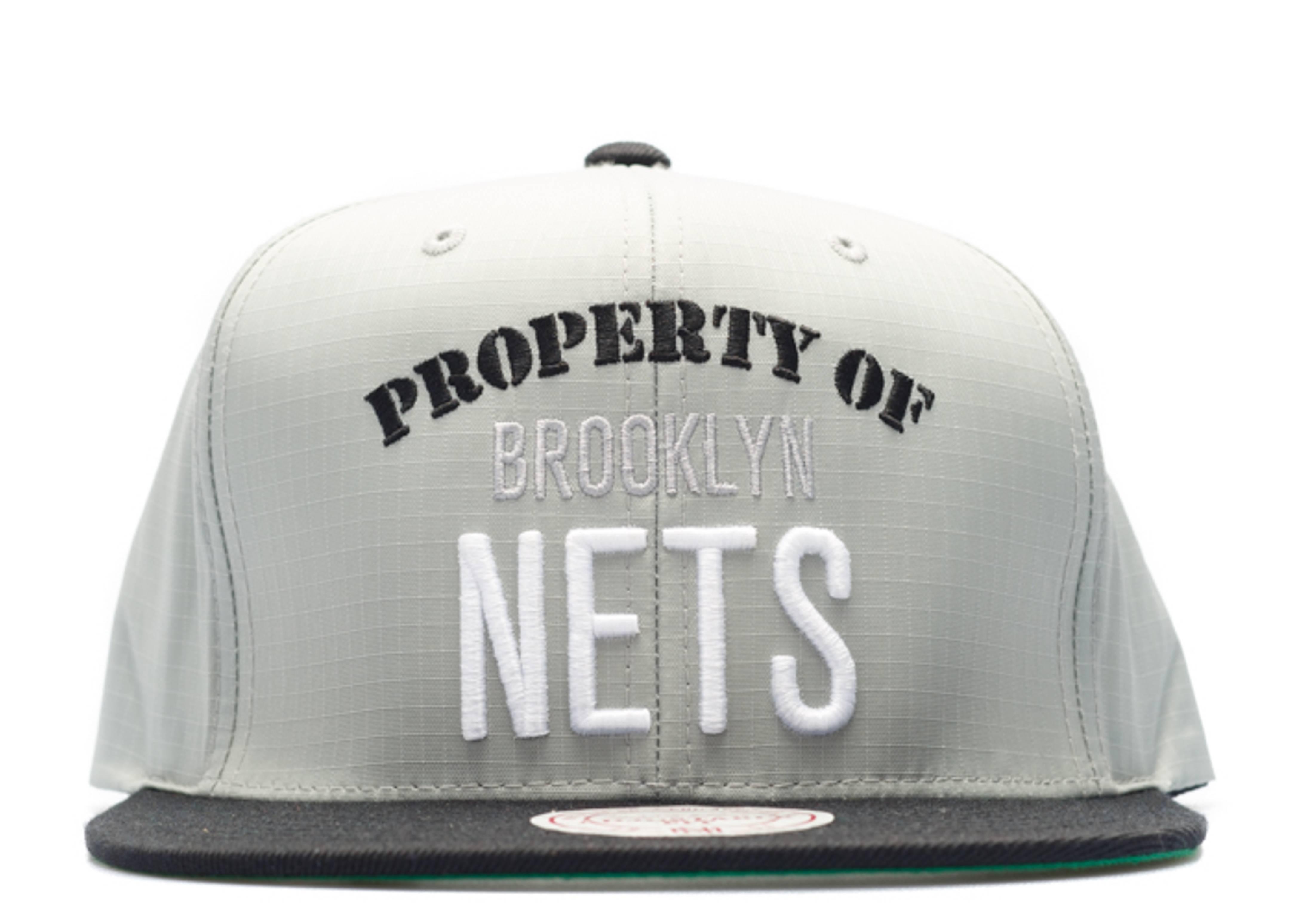 brooklyn nets zip-back