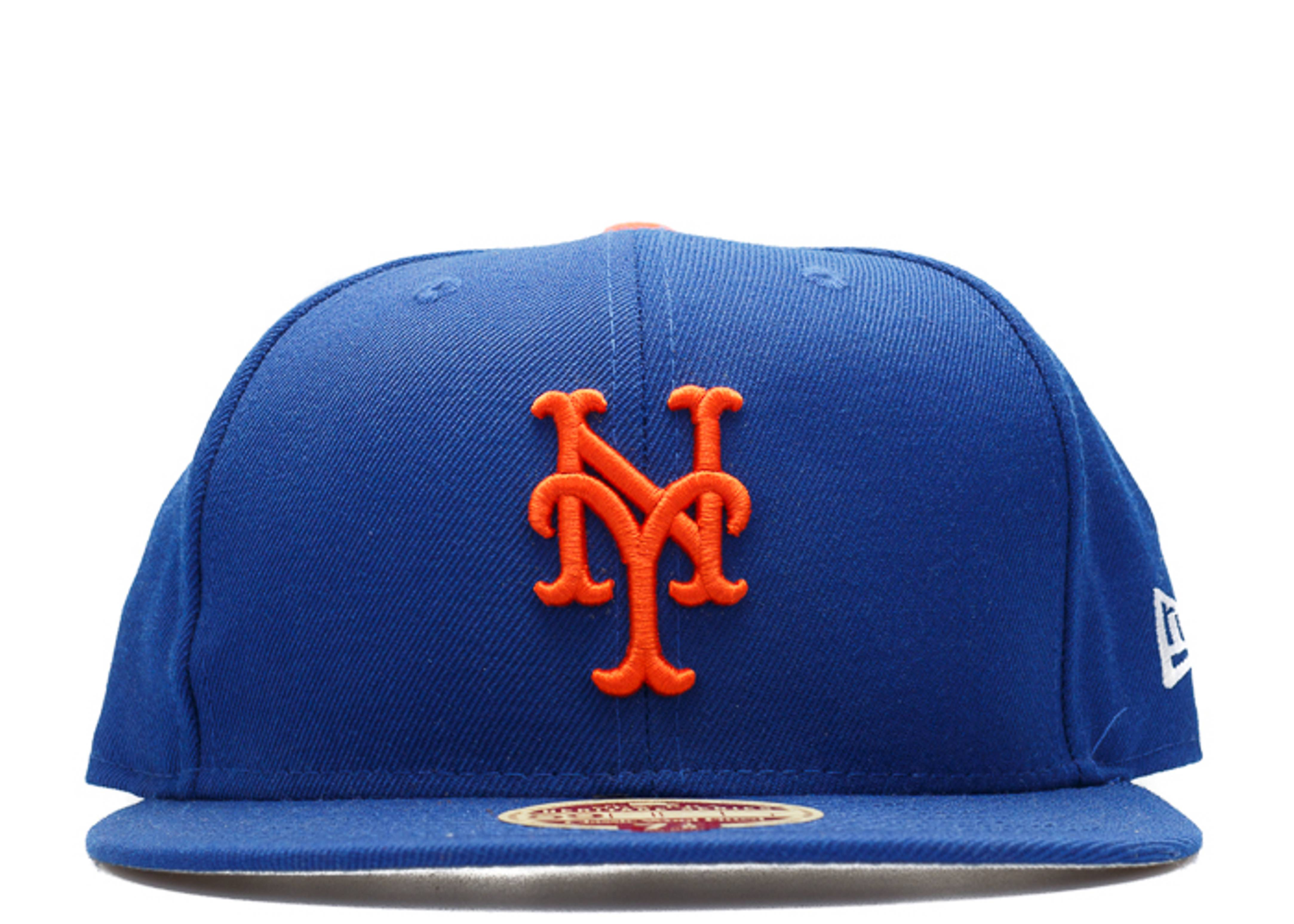 "new york mets fitted ""heritage series"""