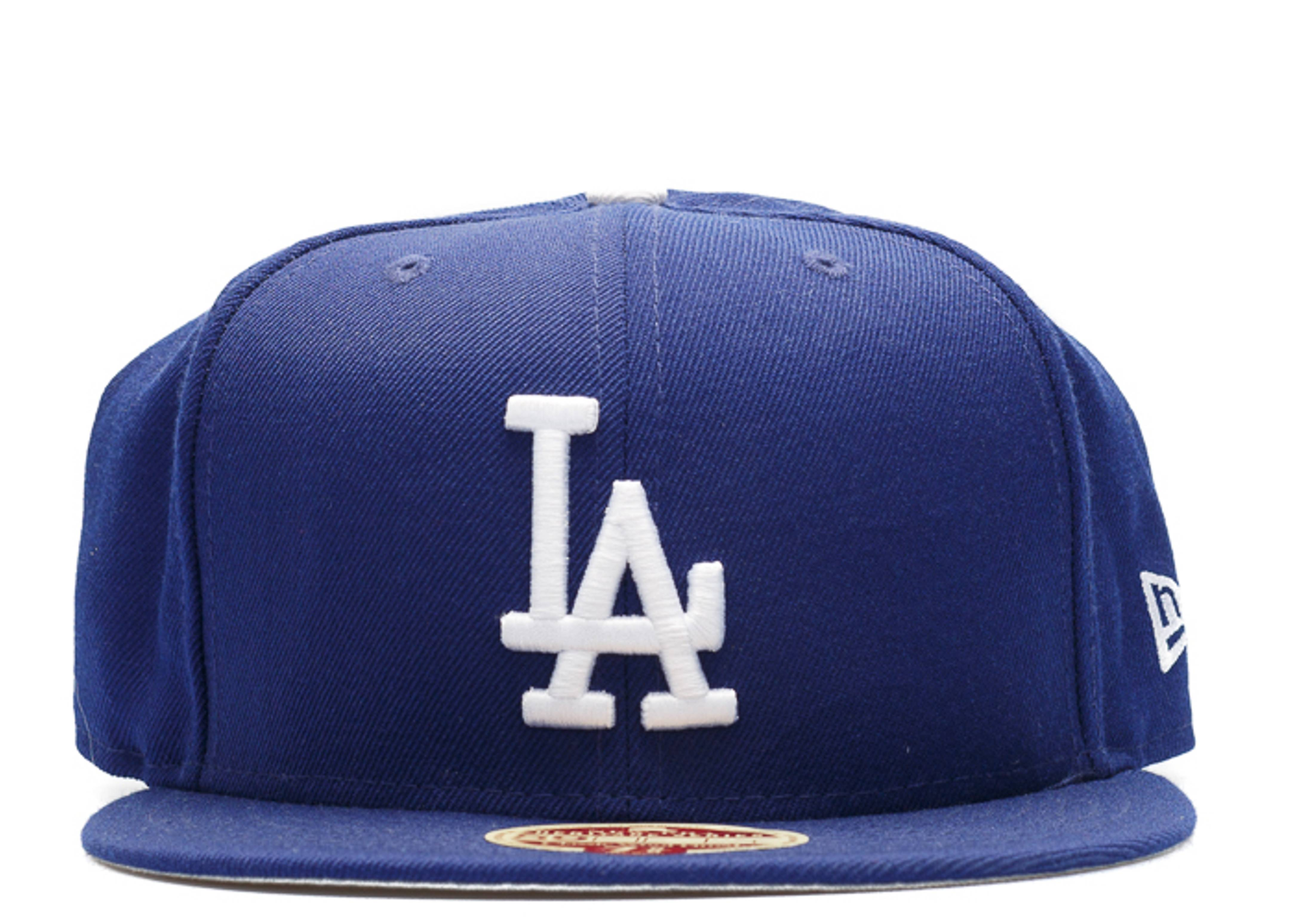 """los angeles dodgers fitted """"heritage series"""""""