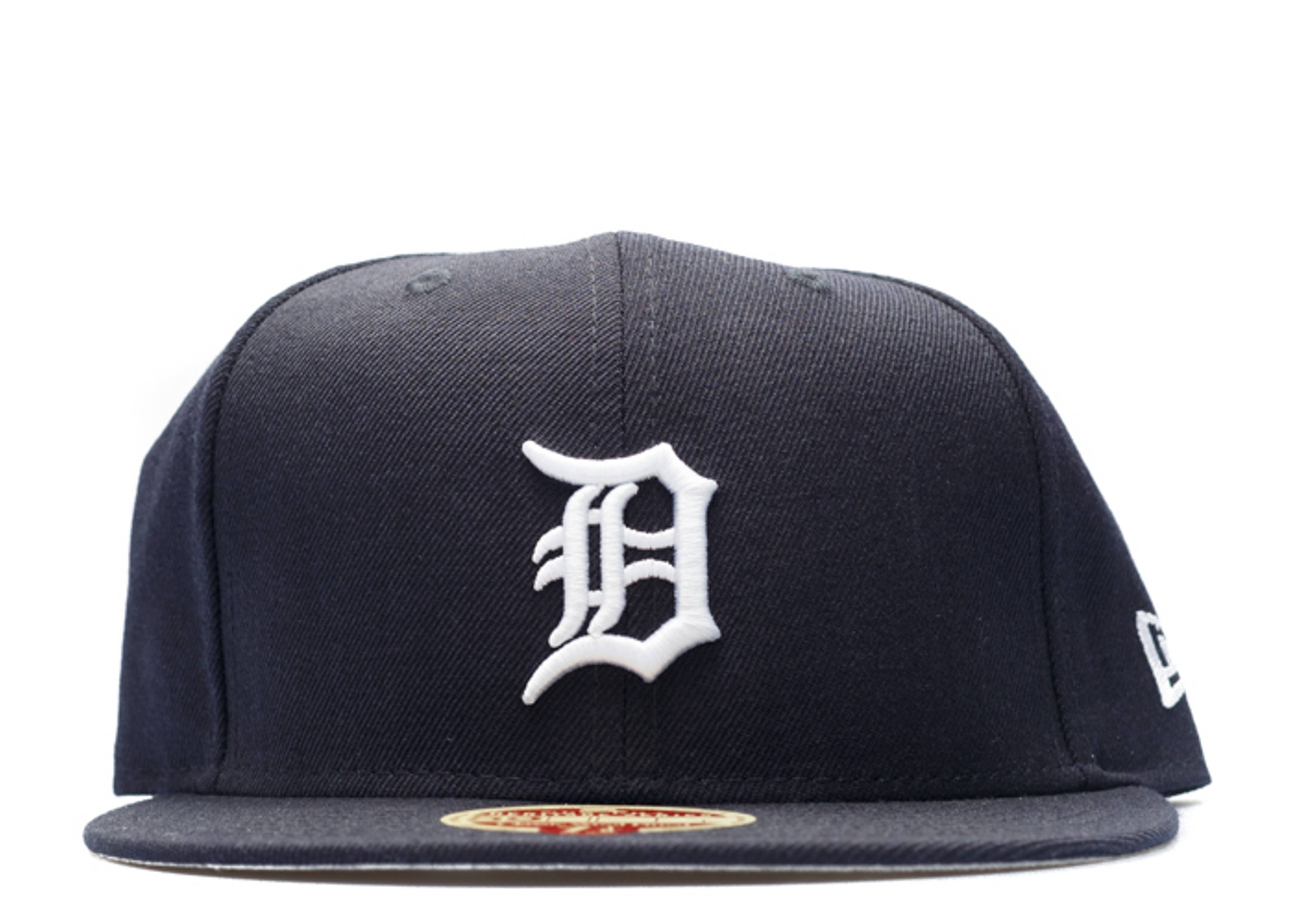 "detriot tigers fitted ""heritage series"""