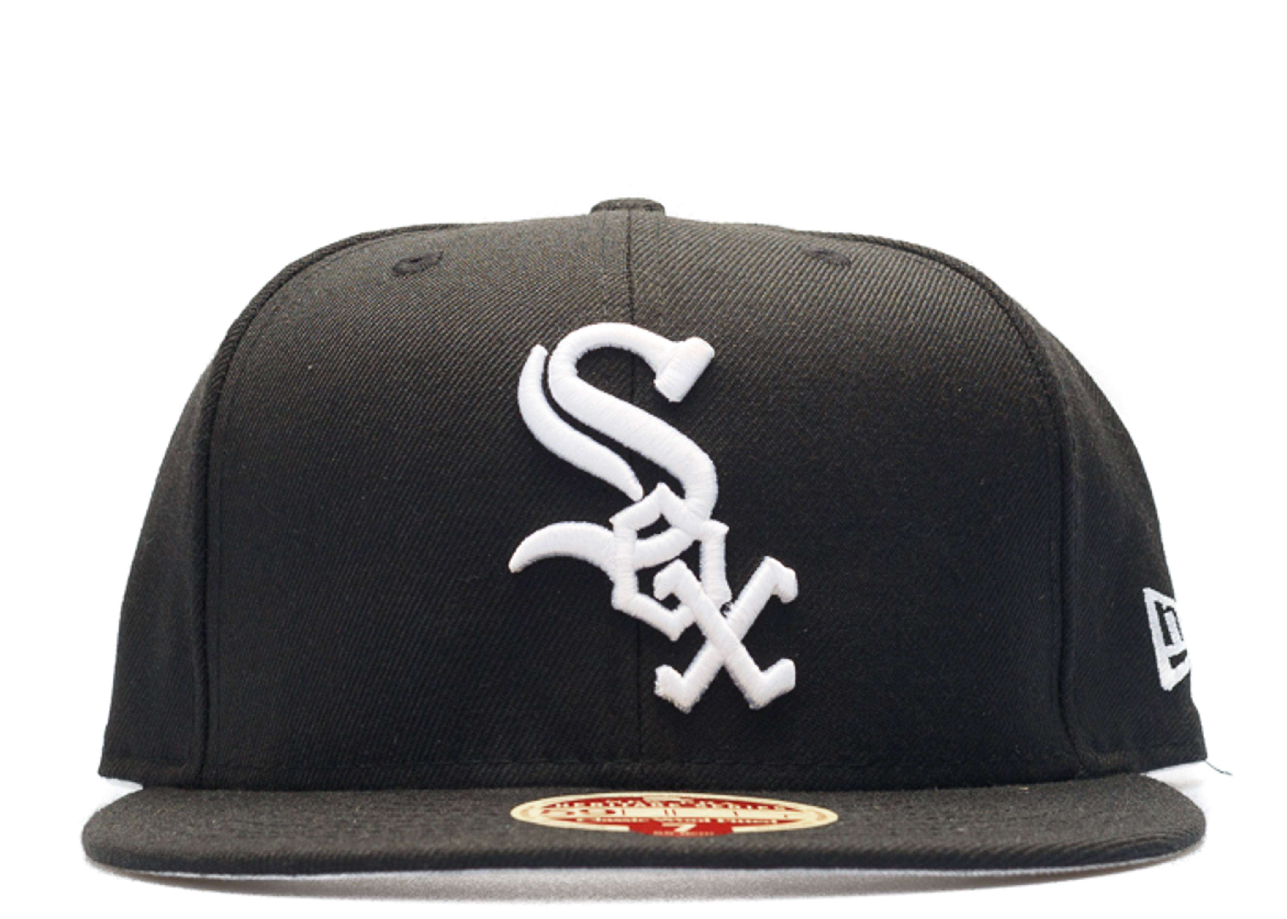 "chicago white sox fitted ""heritage series"""