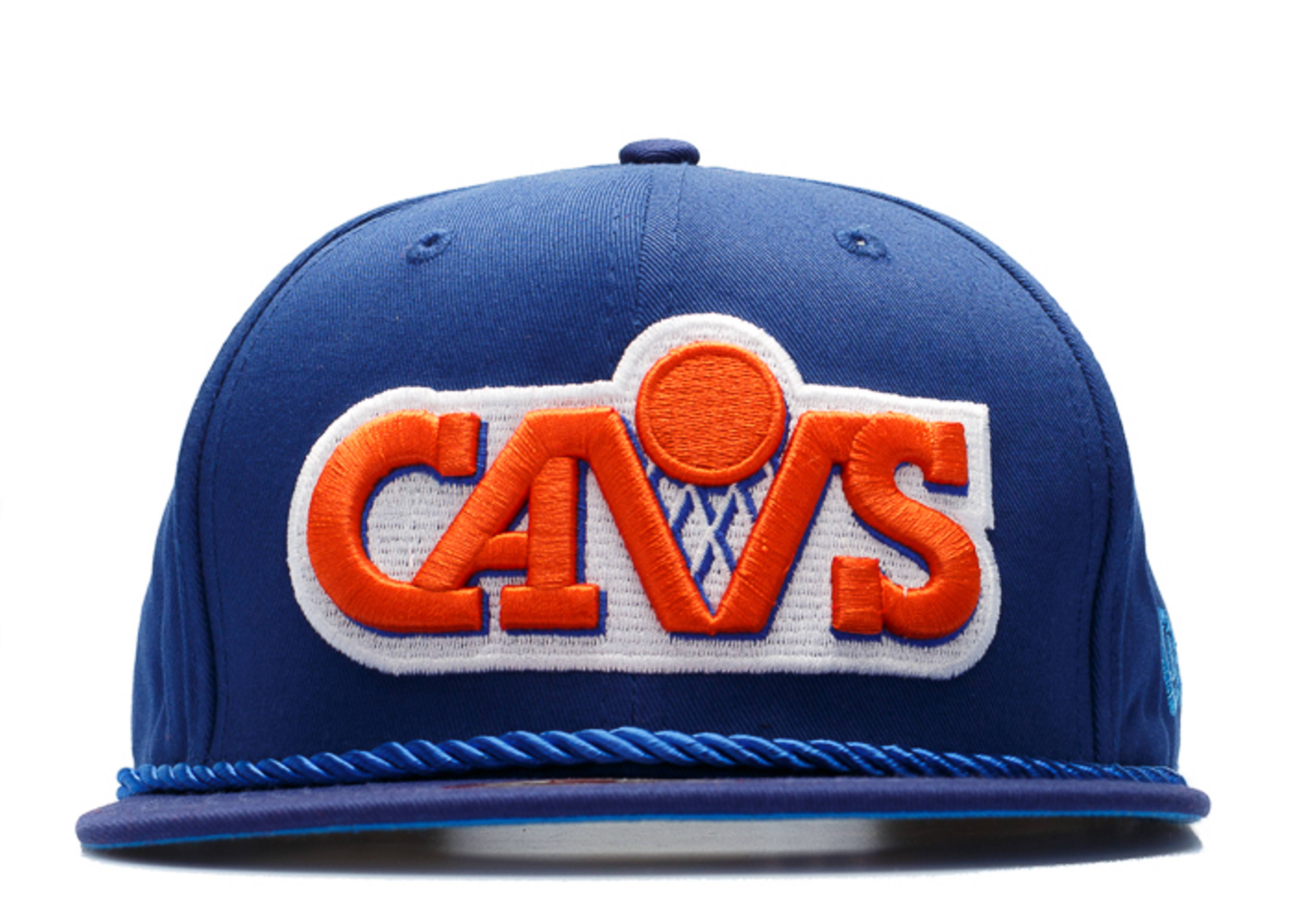 cleveland cavaliers rope snap-back