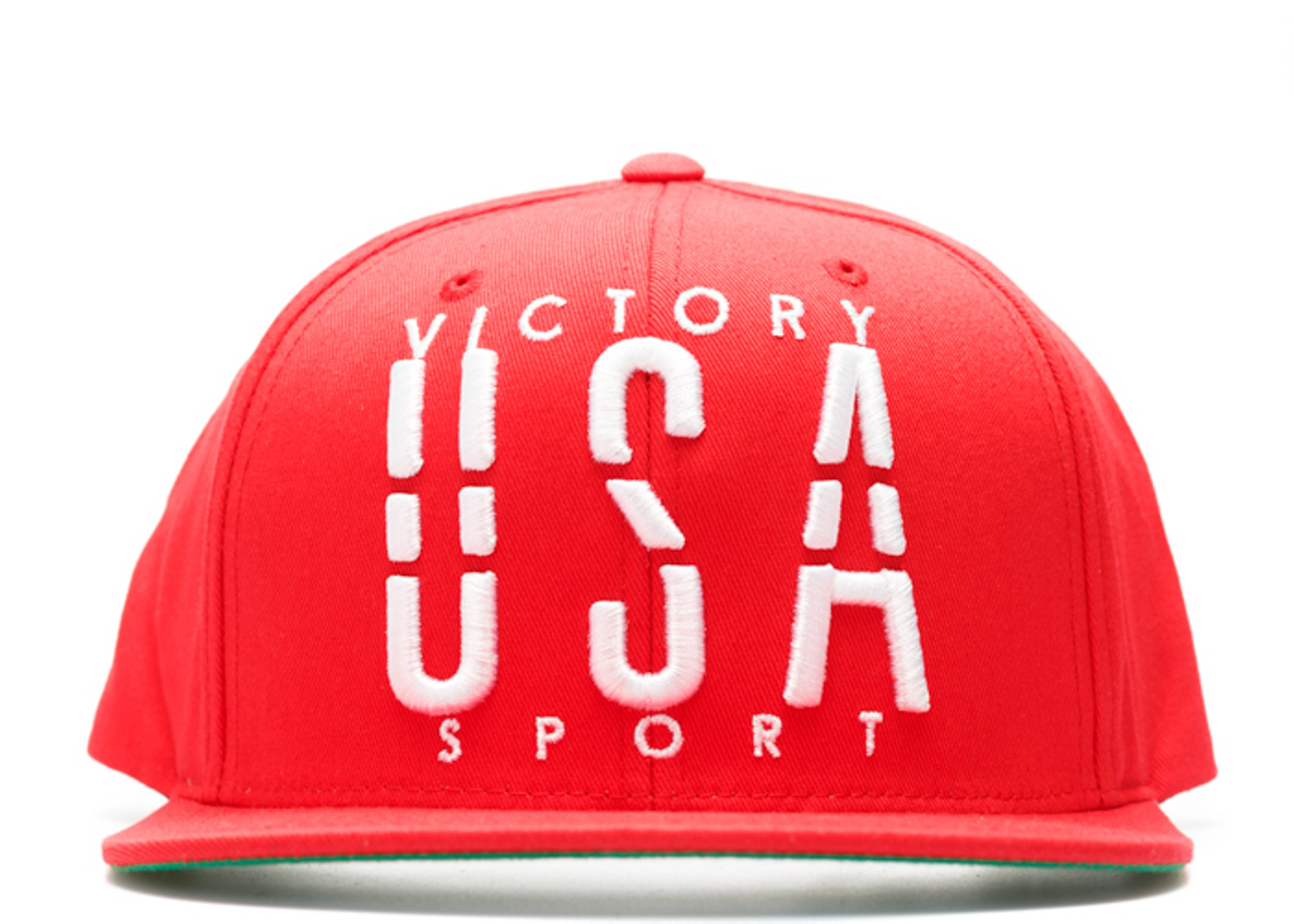 u.s.a victory sport snap-back