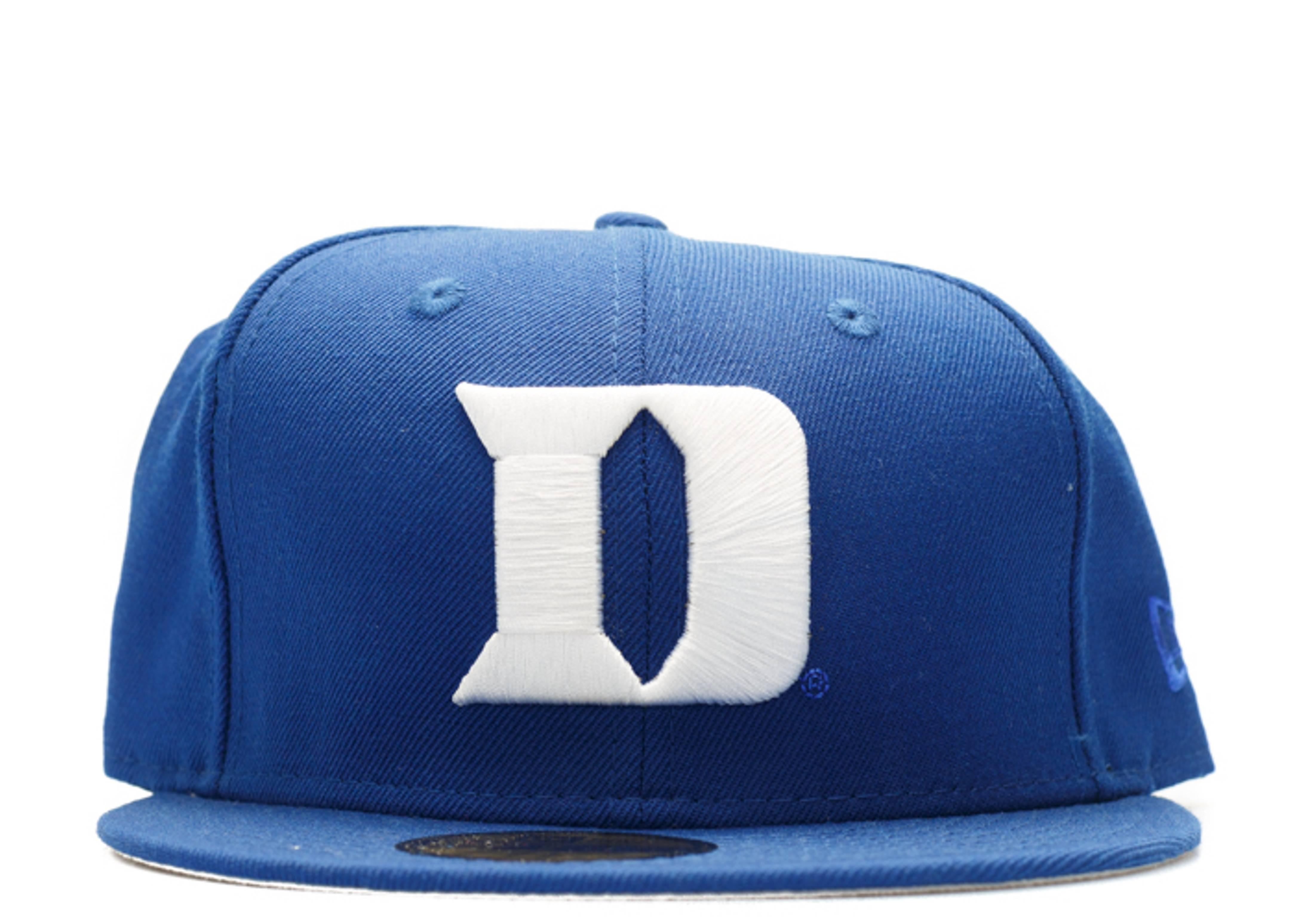 duke blue devils fitted