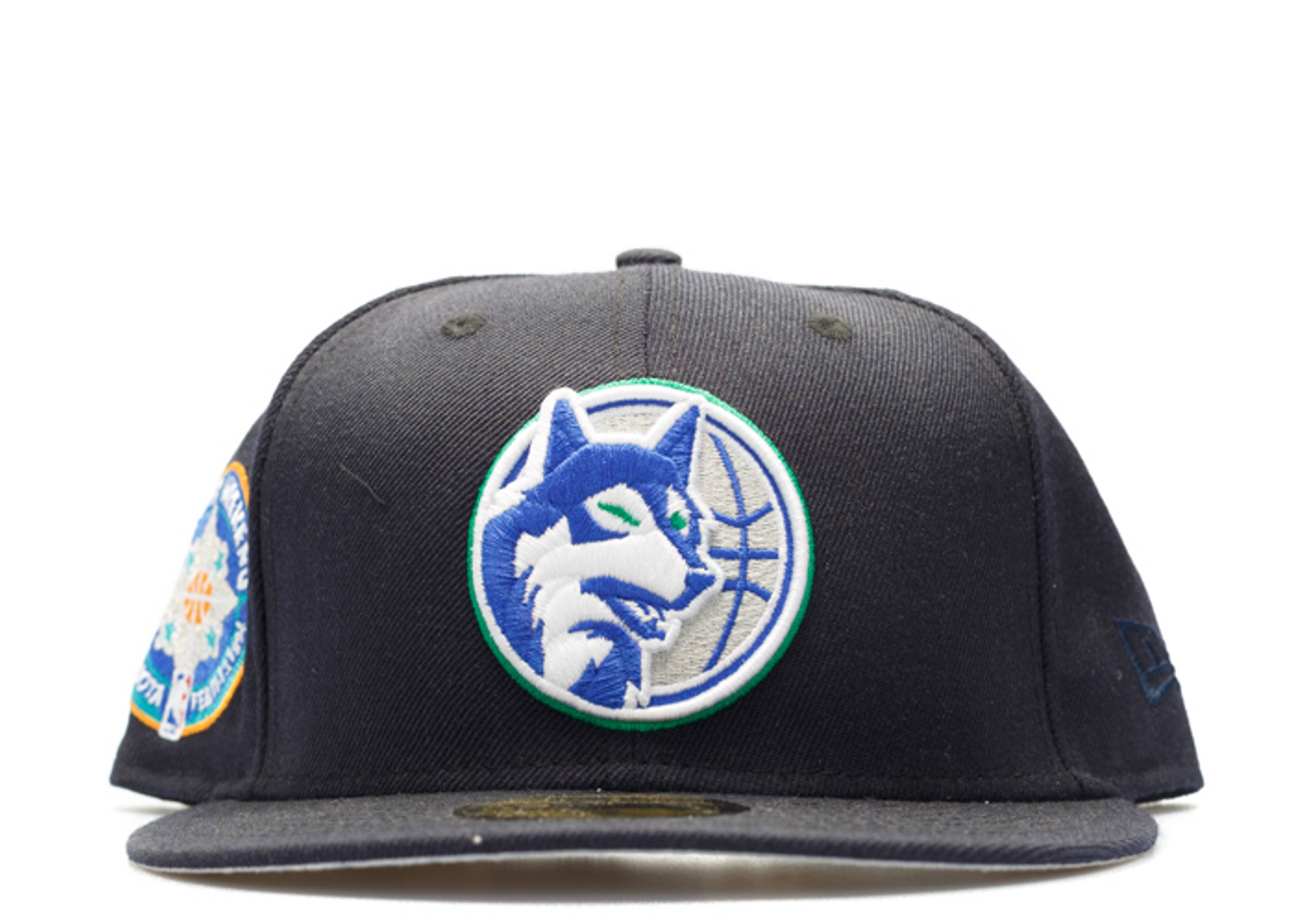 "minnesota timberwolves fitted ""94' all-star weekend"""