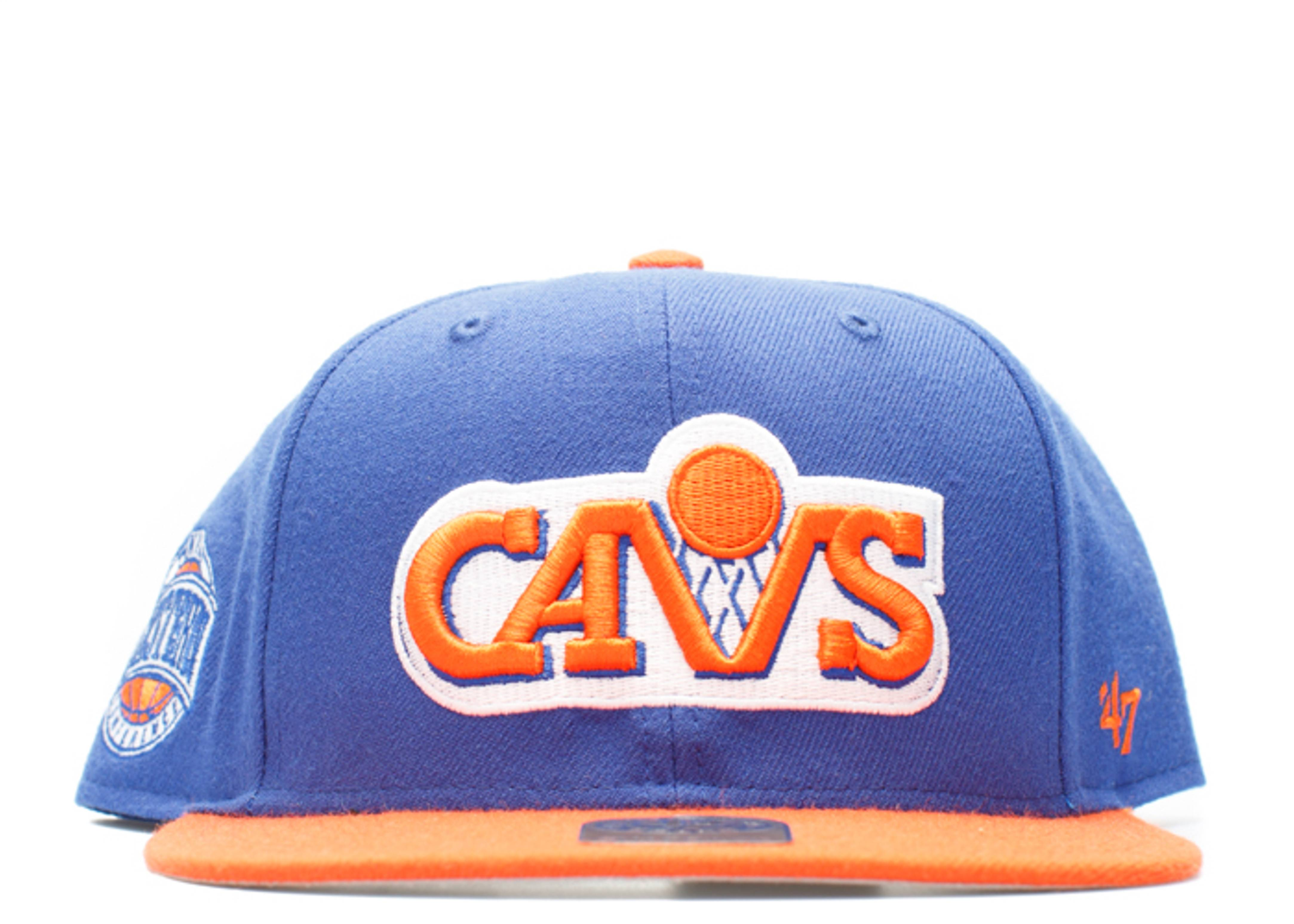 "cleveland cavaliers snap-back ""eastern conference side patch"""