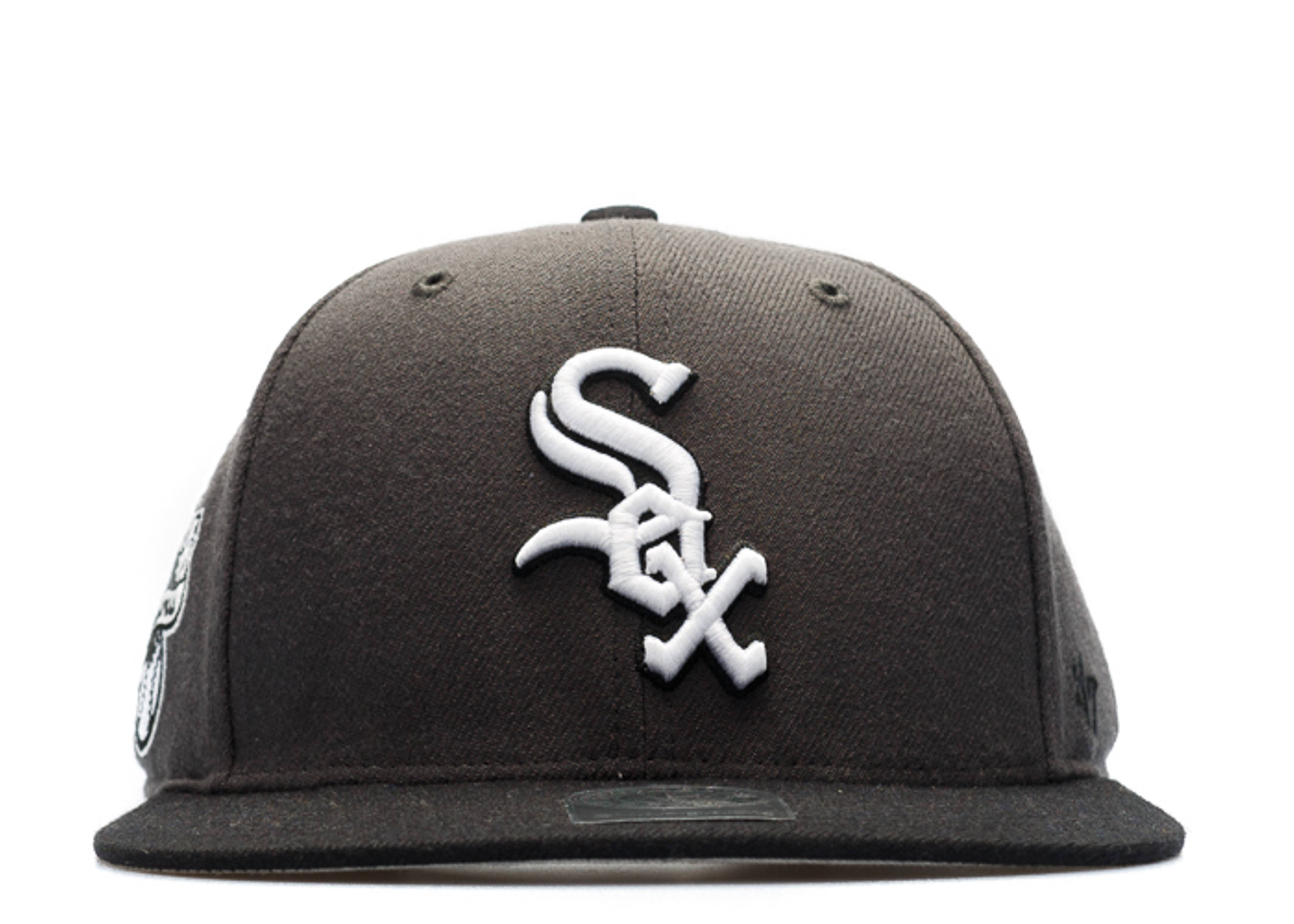 """chicago white sox snap-back """"american league side-patch"""""""