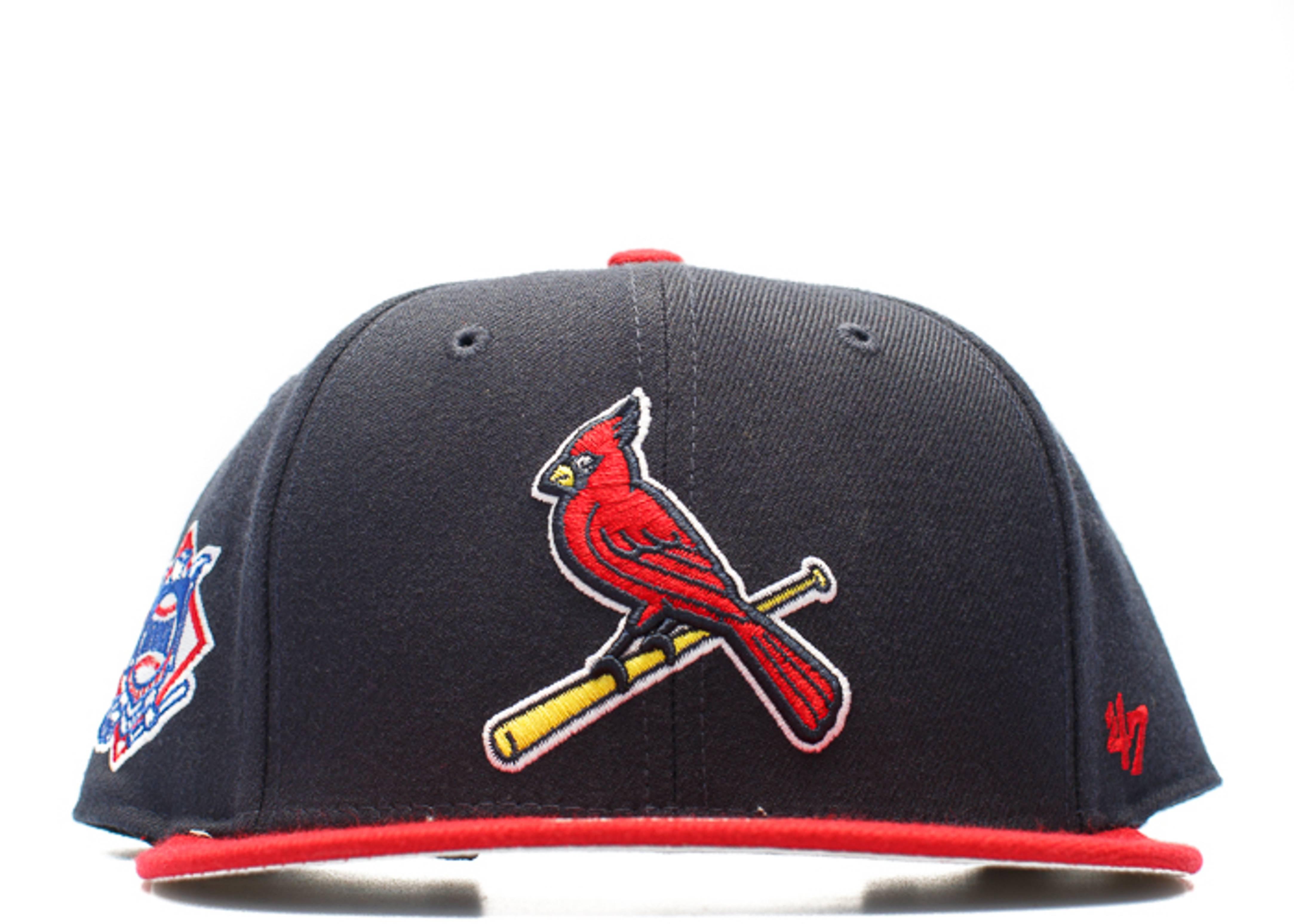 """st.louis cardinals snap-back """"national league side patch"""""""