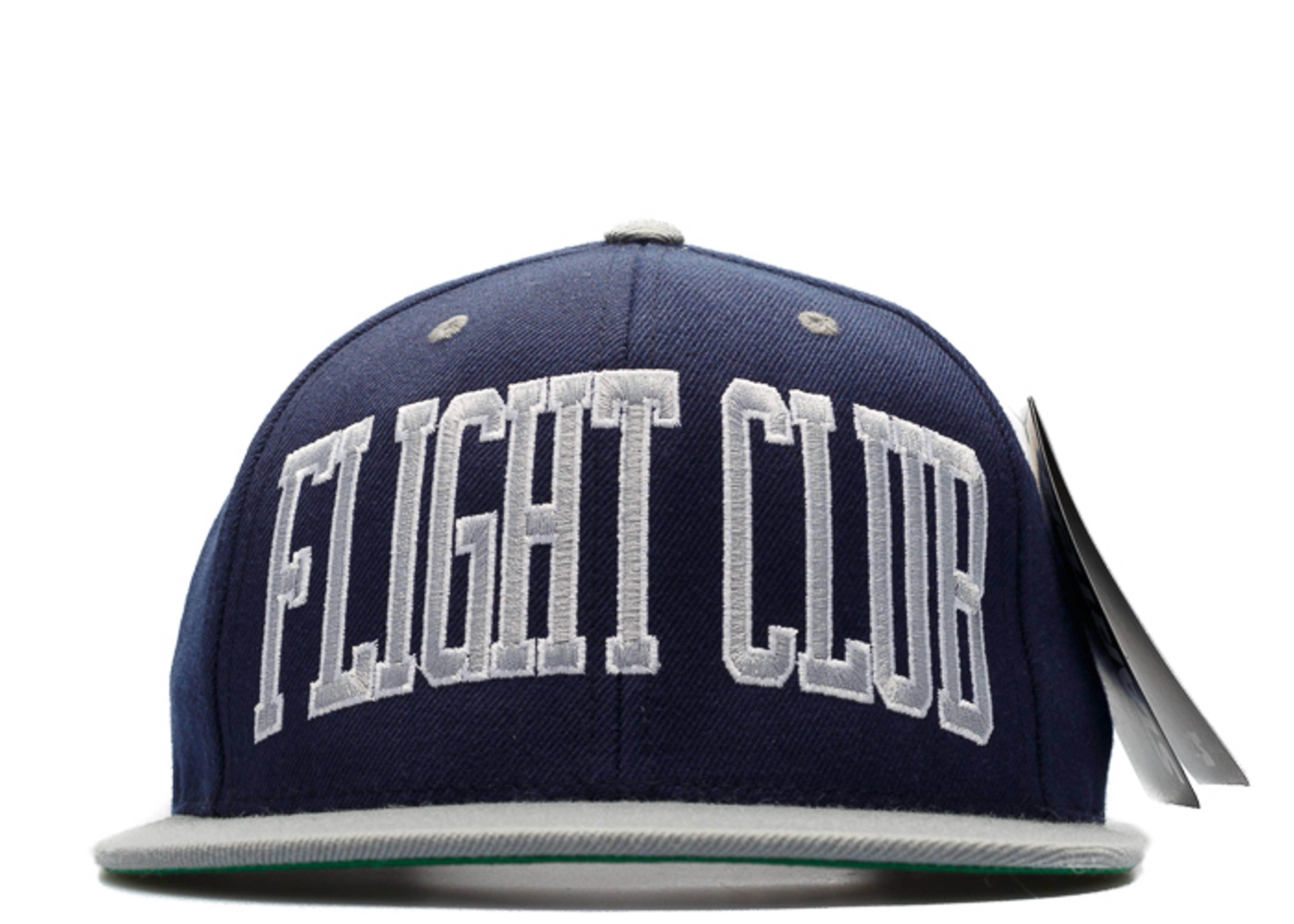 "flight club x starter arc snap-back ""hoyas"""