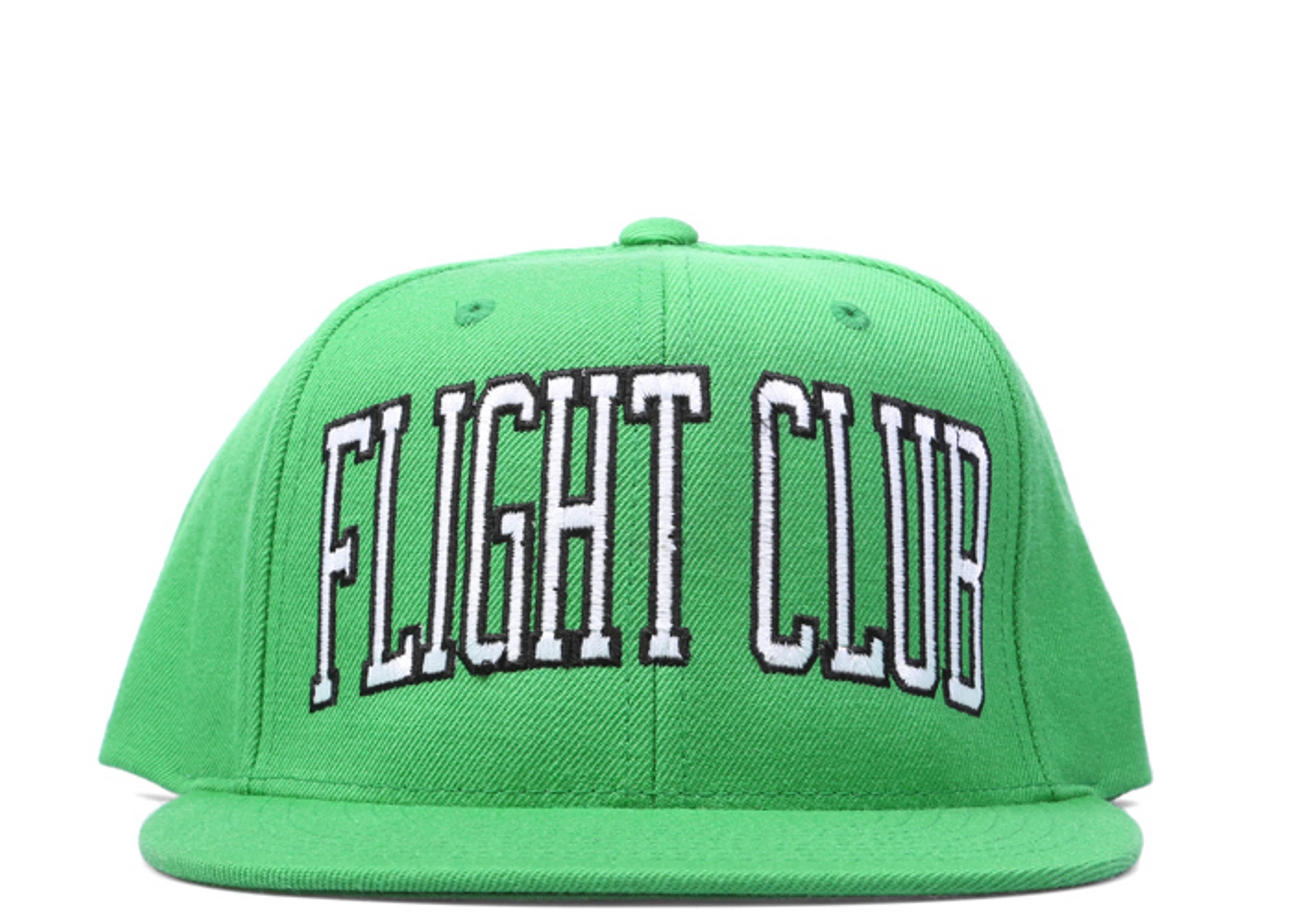 flight club x starter arc snap-back