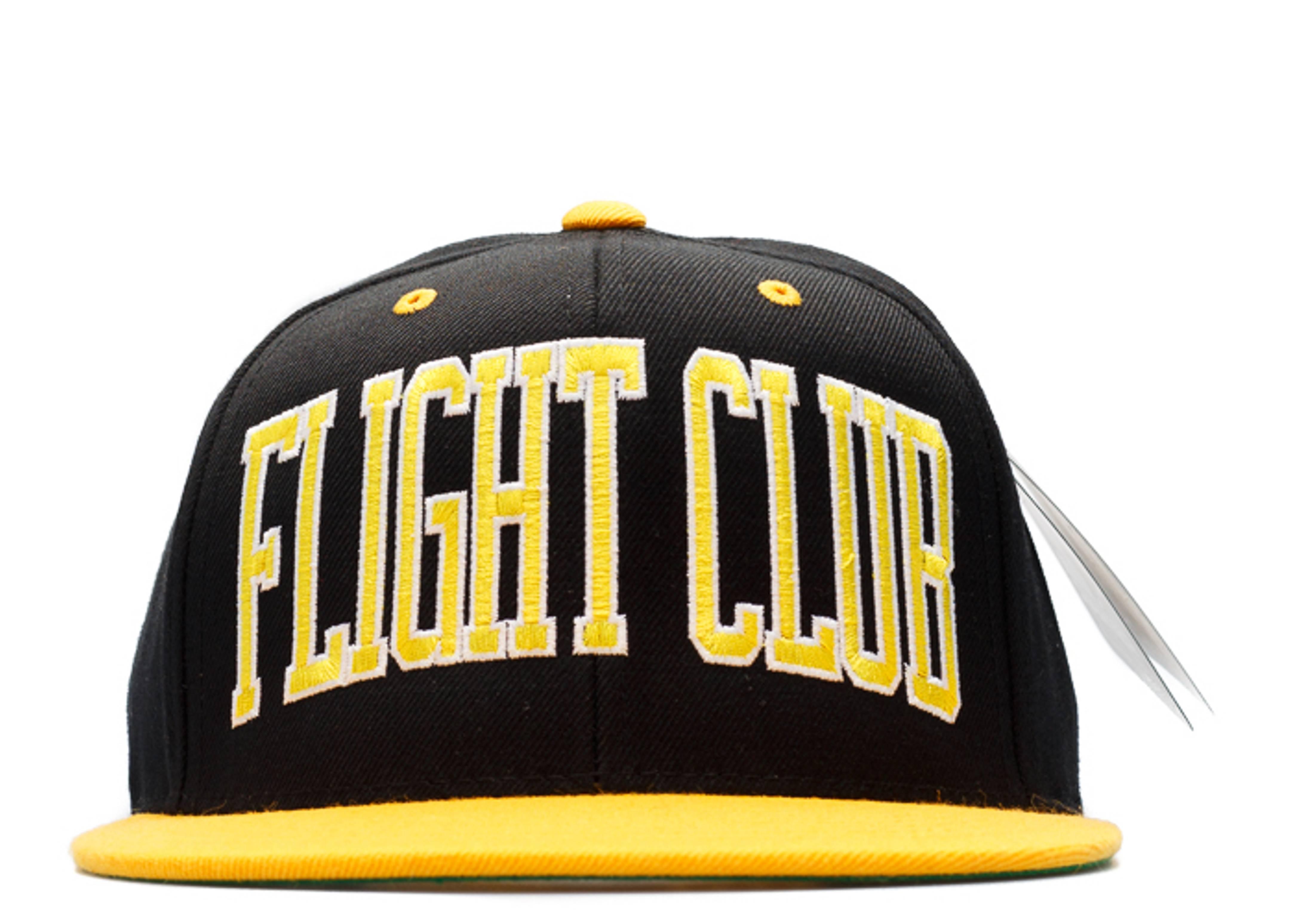 "flight club x starter arc snap-back ""pirates"""