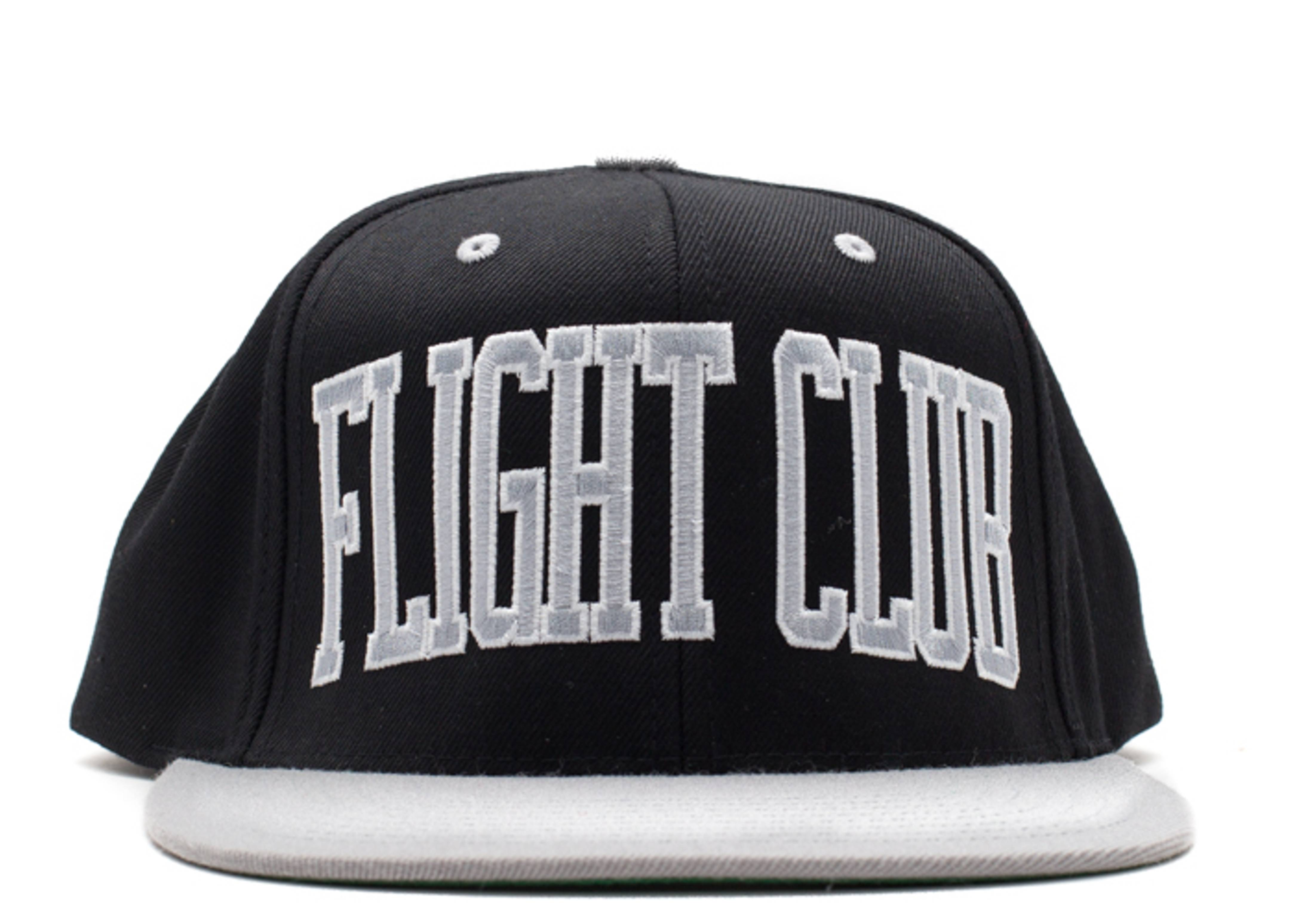 "flight club x starter arc snap-back ""raiders"""