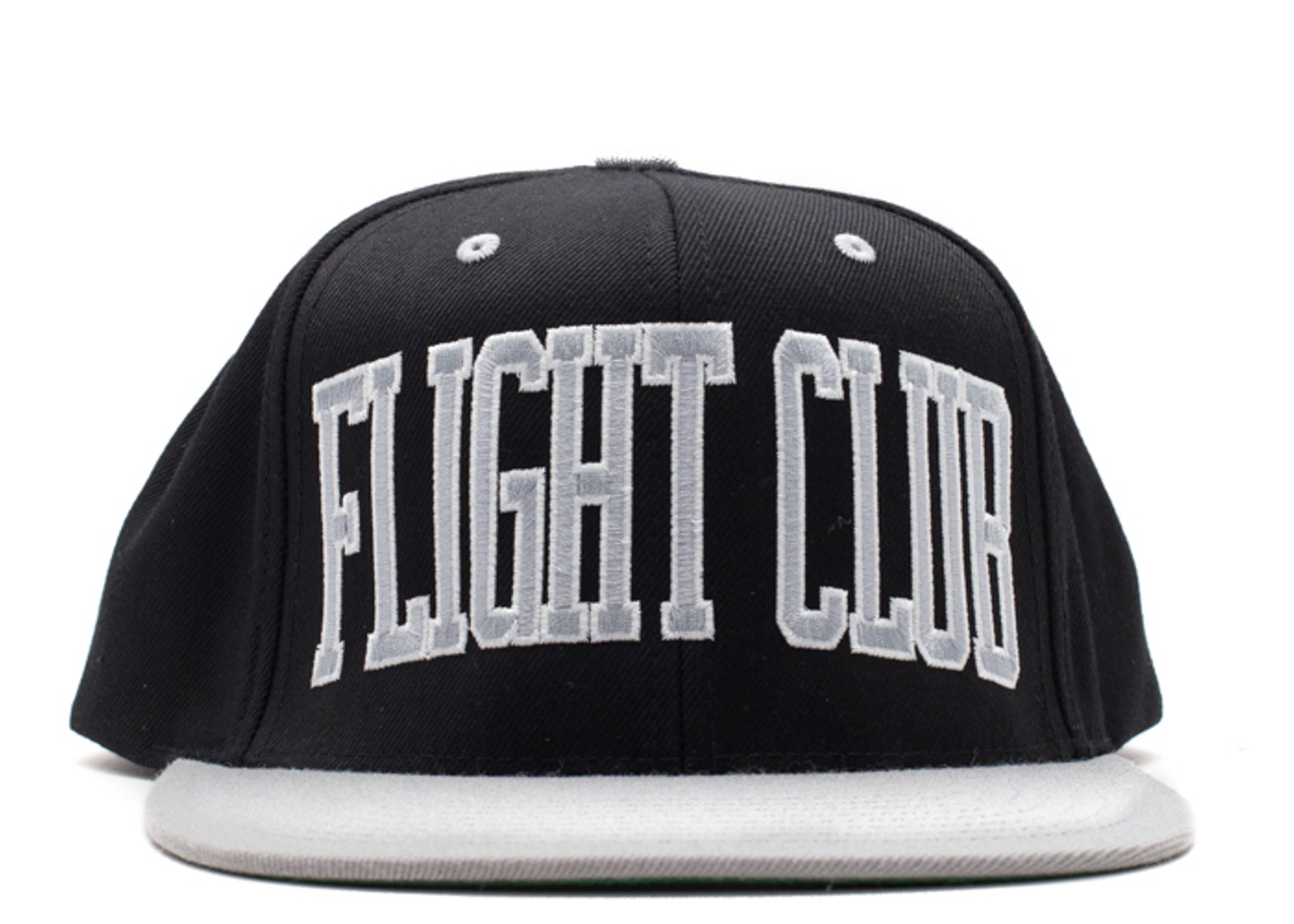 "flight club x starter arc snap-back ""raiders"""