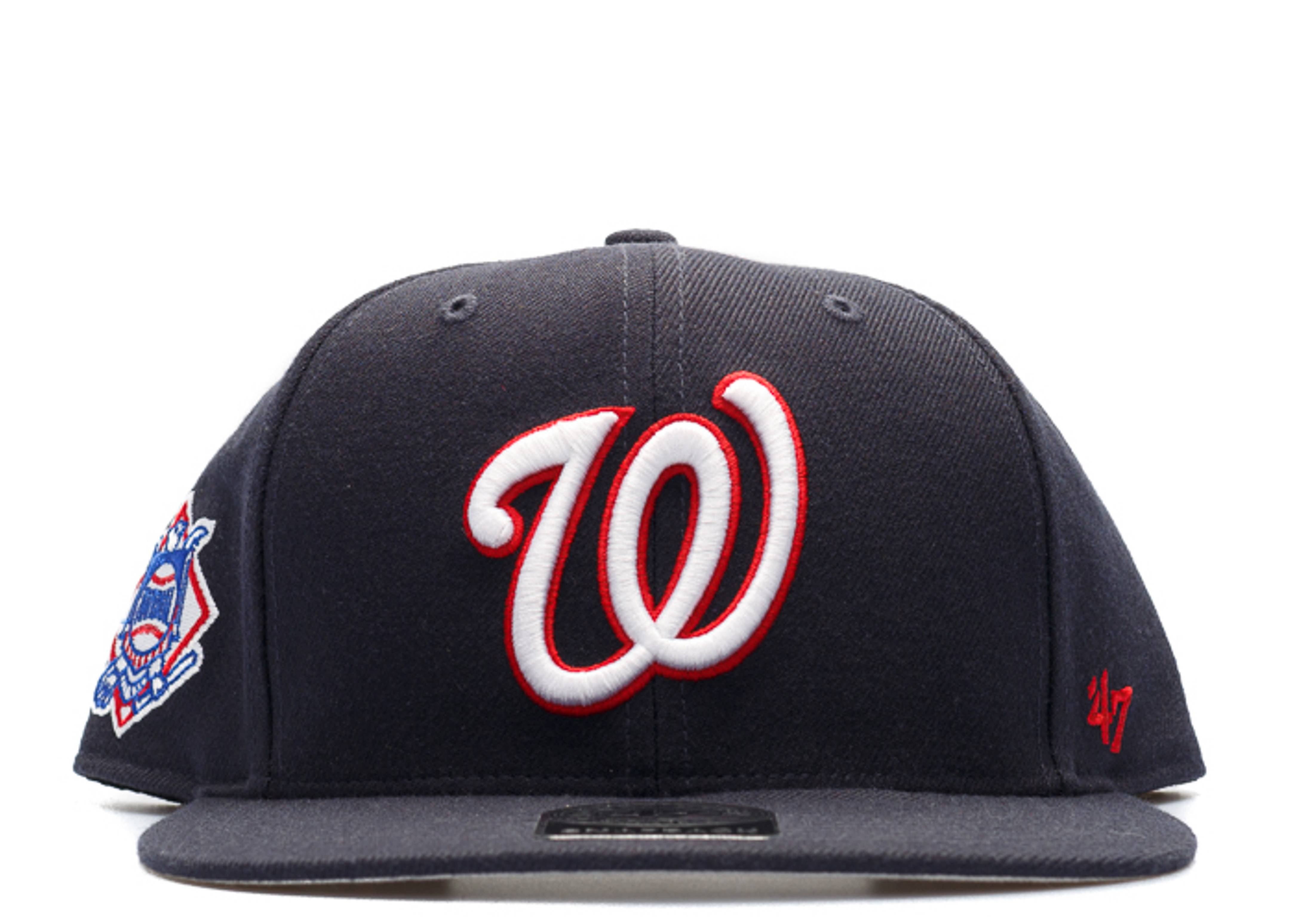 washington nationals snap-back