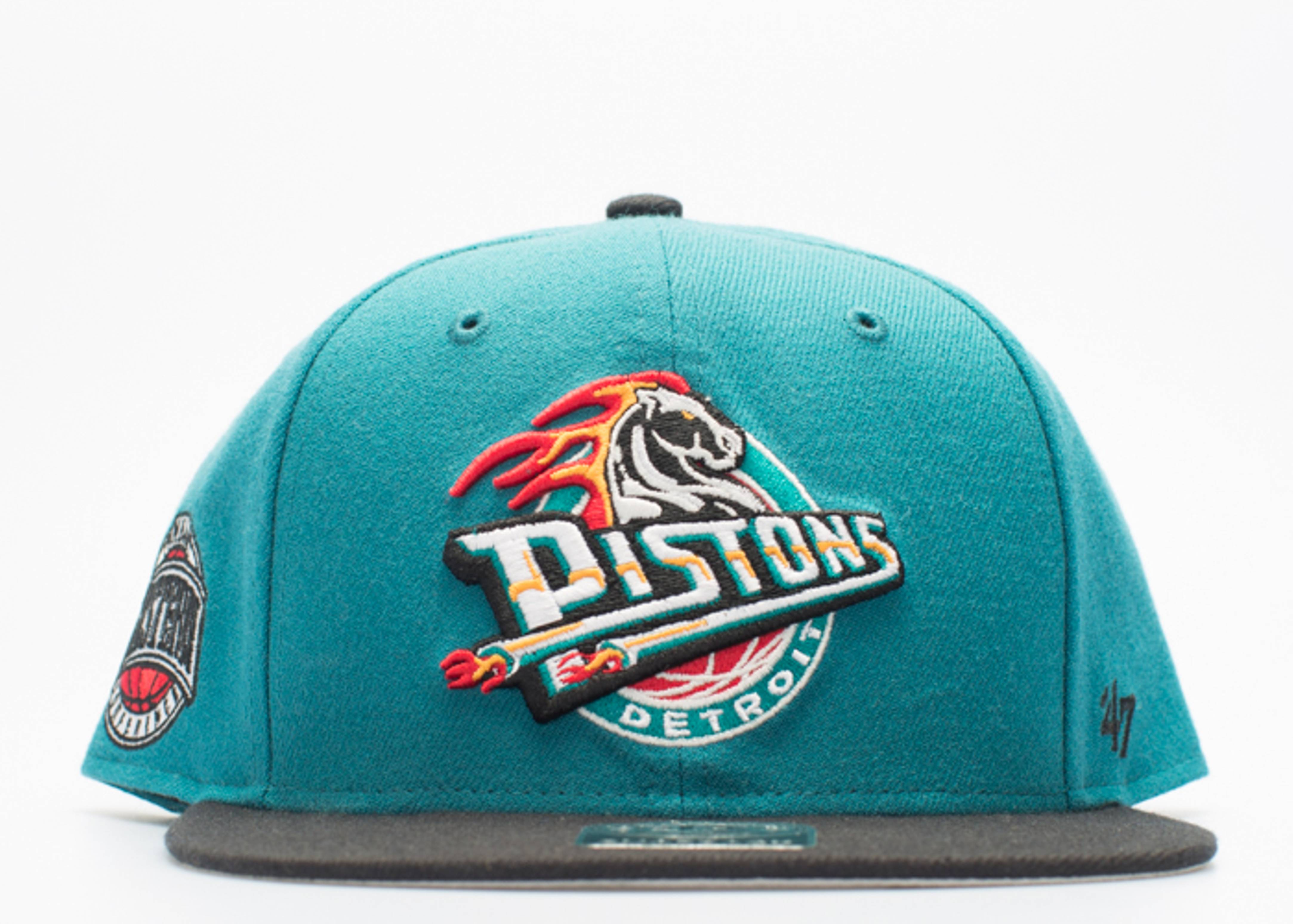"""detroit pistons snap-back """"eastern conference side patch"""""""