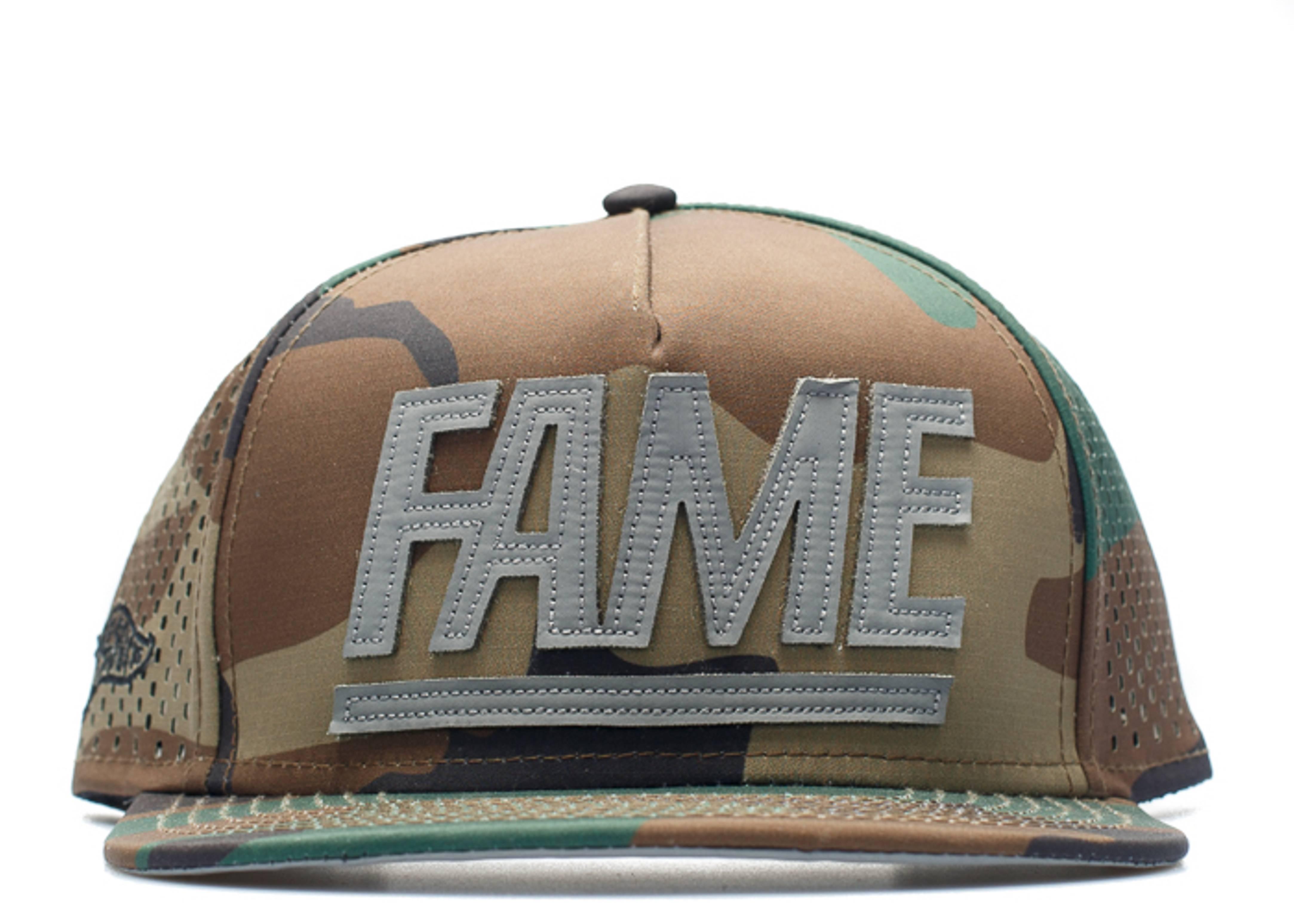fame block 3m snap-back