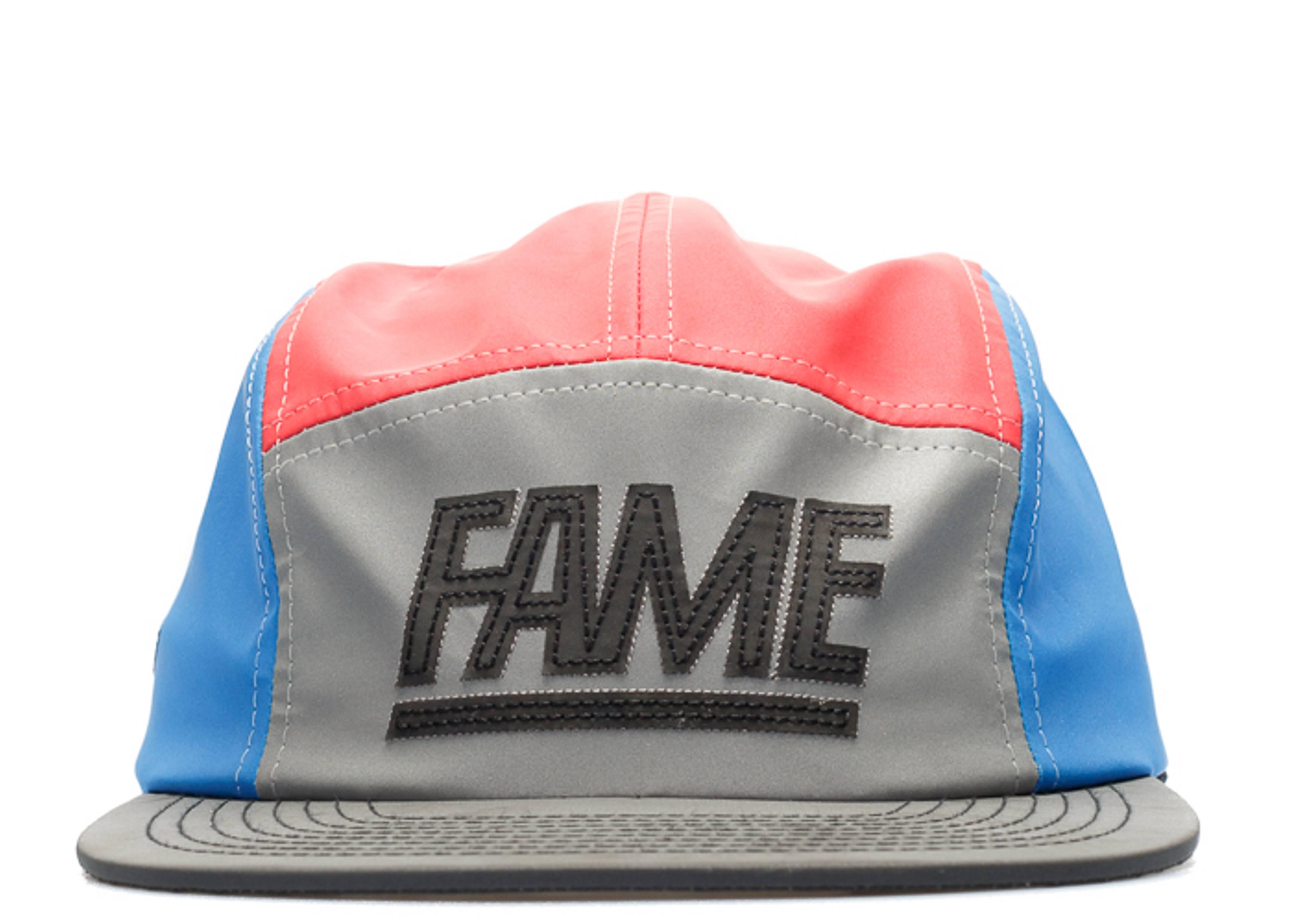 3m fame block camper 5 panel strap-back