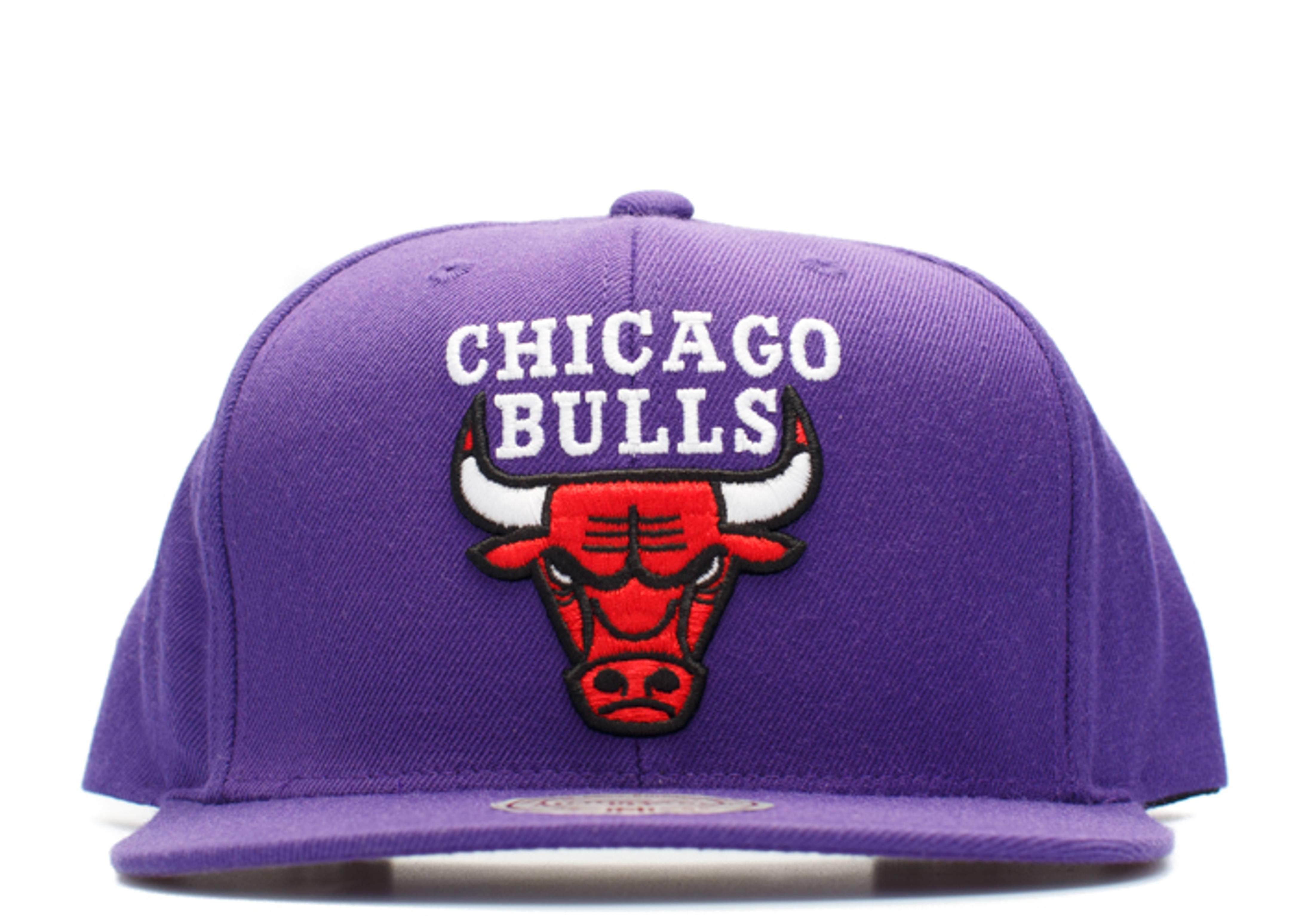 chicago bulls snap-back