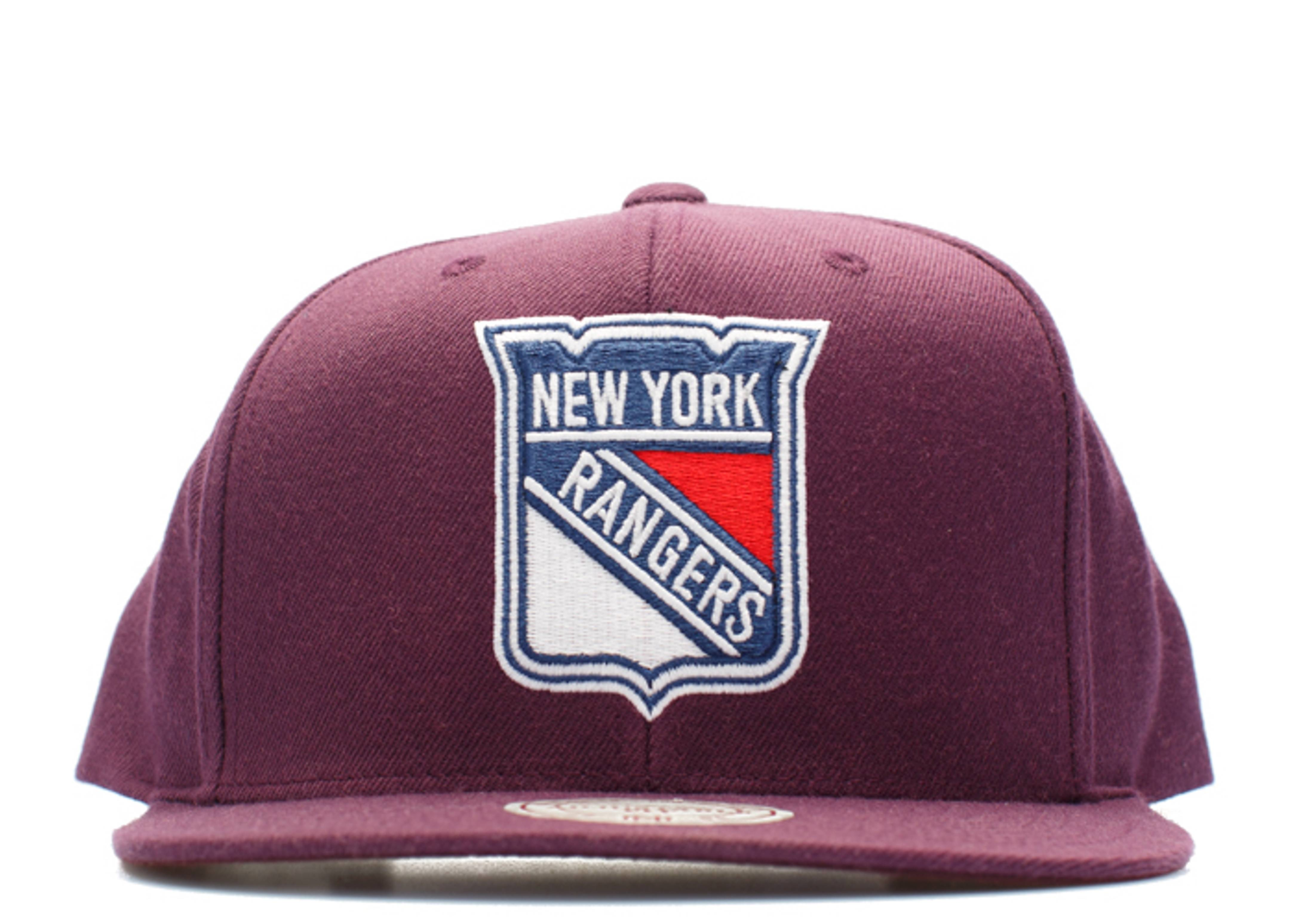 new york rangers snap-back