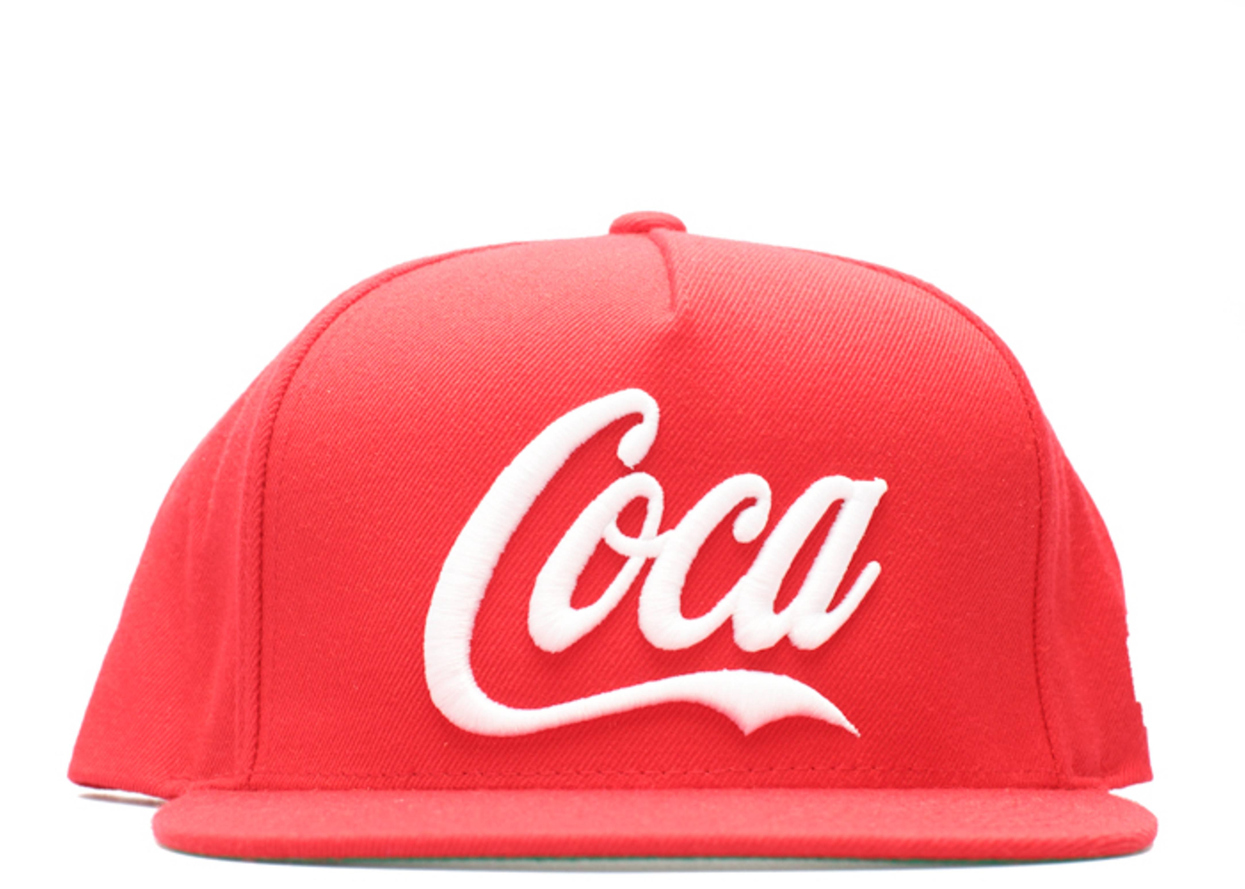 coca blade snap-back