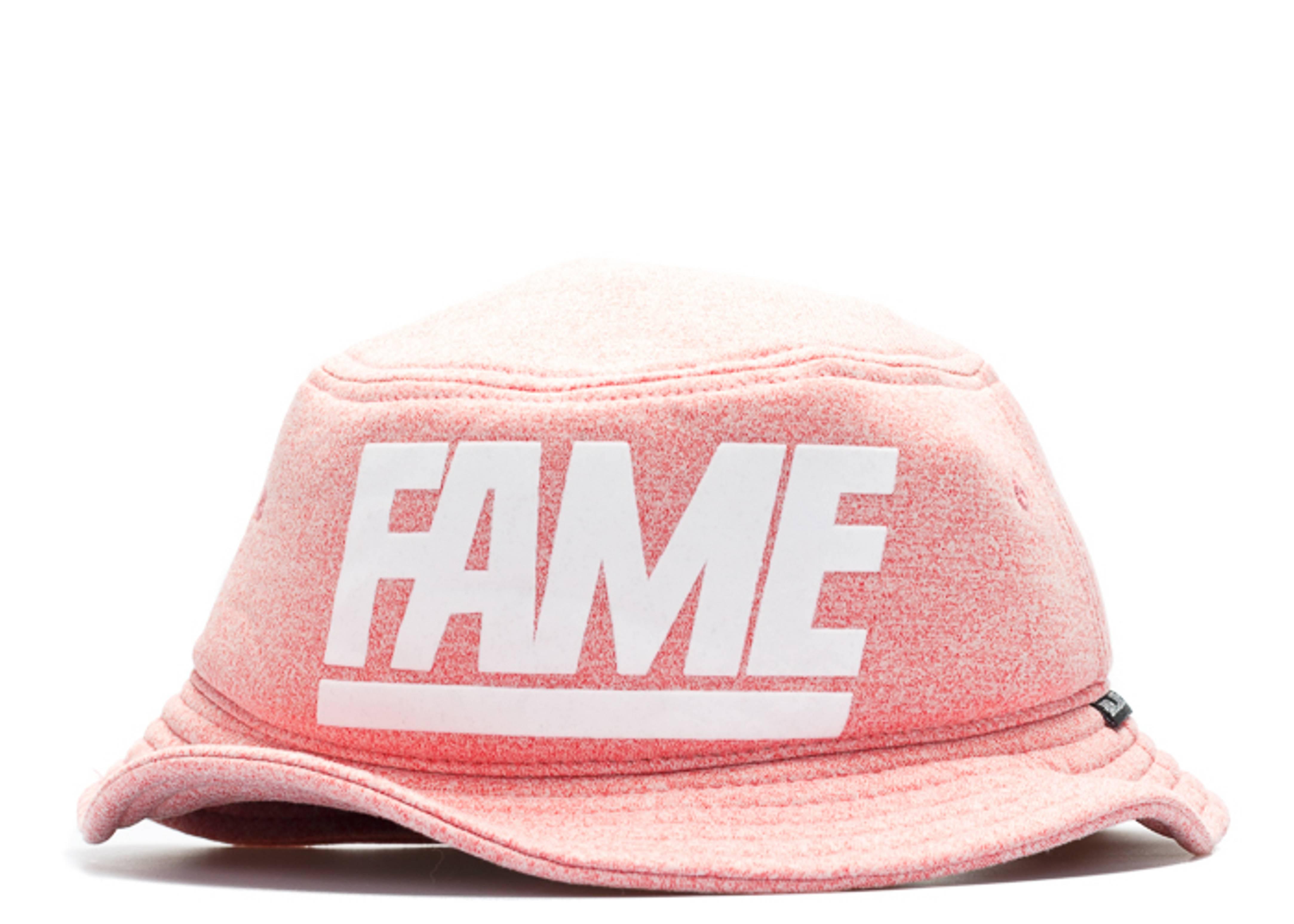 block foam bucket hat