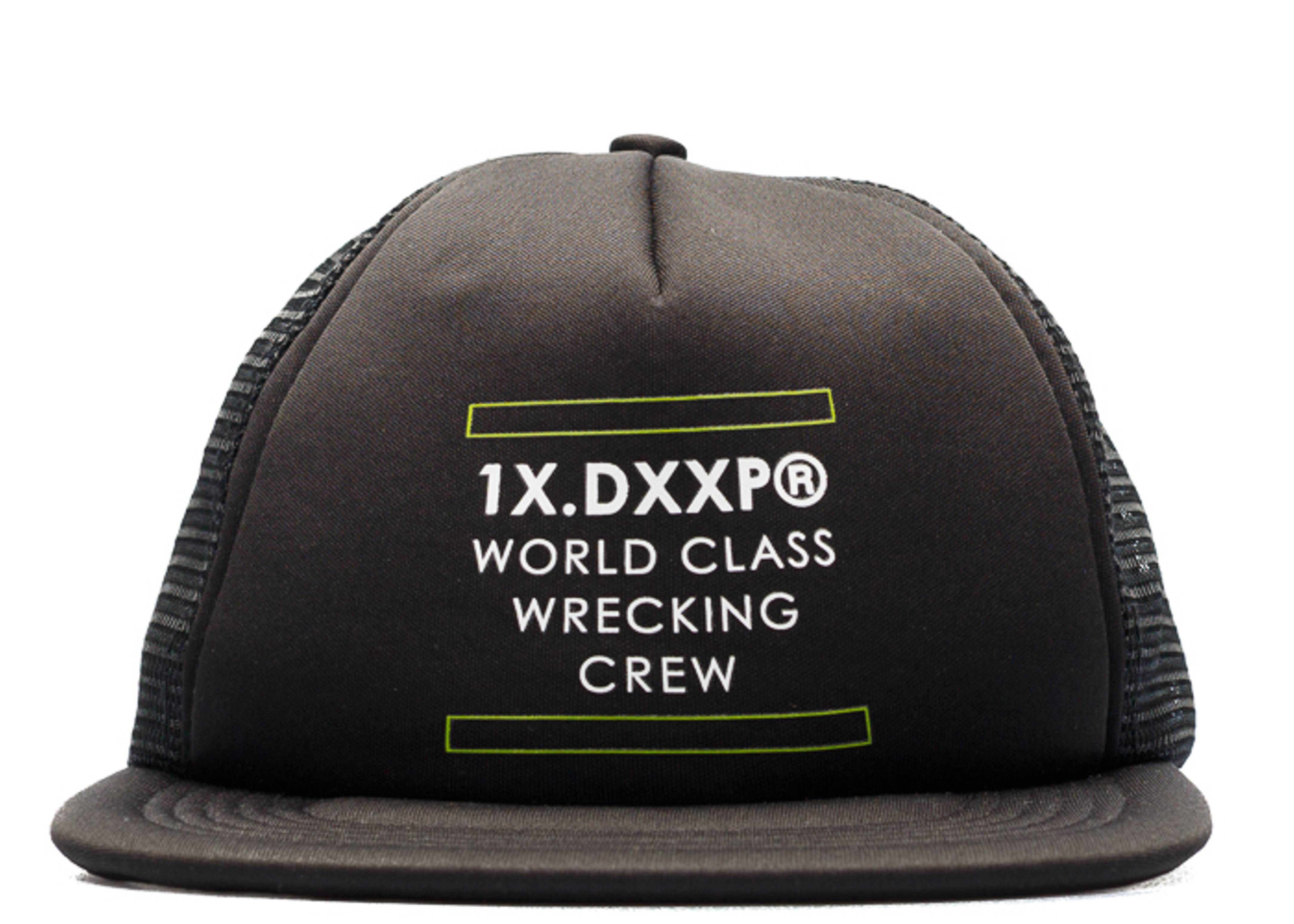 wrecking cres trucker snap-back