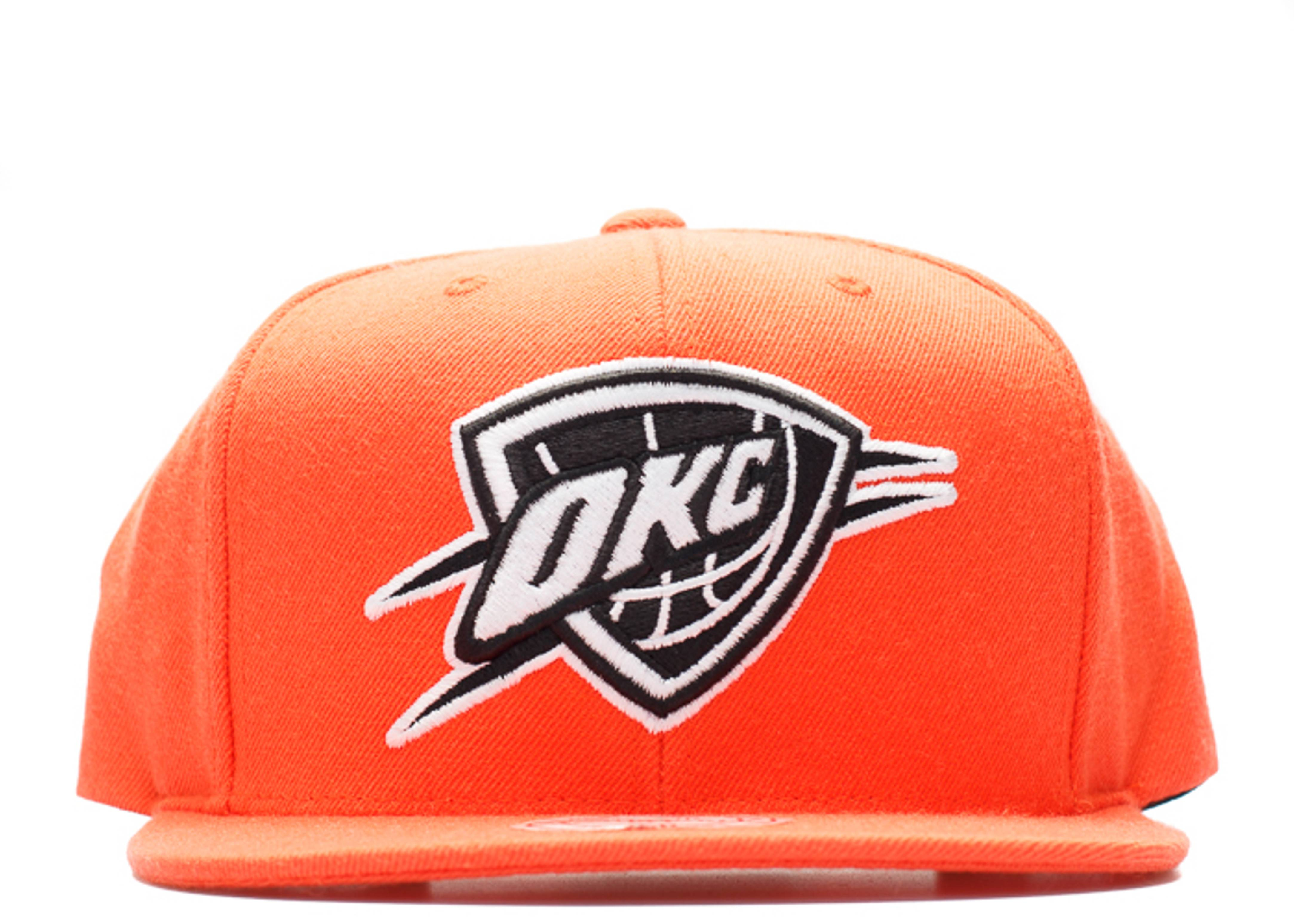 oklahoma thunder snap-back