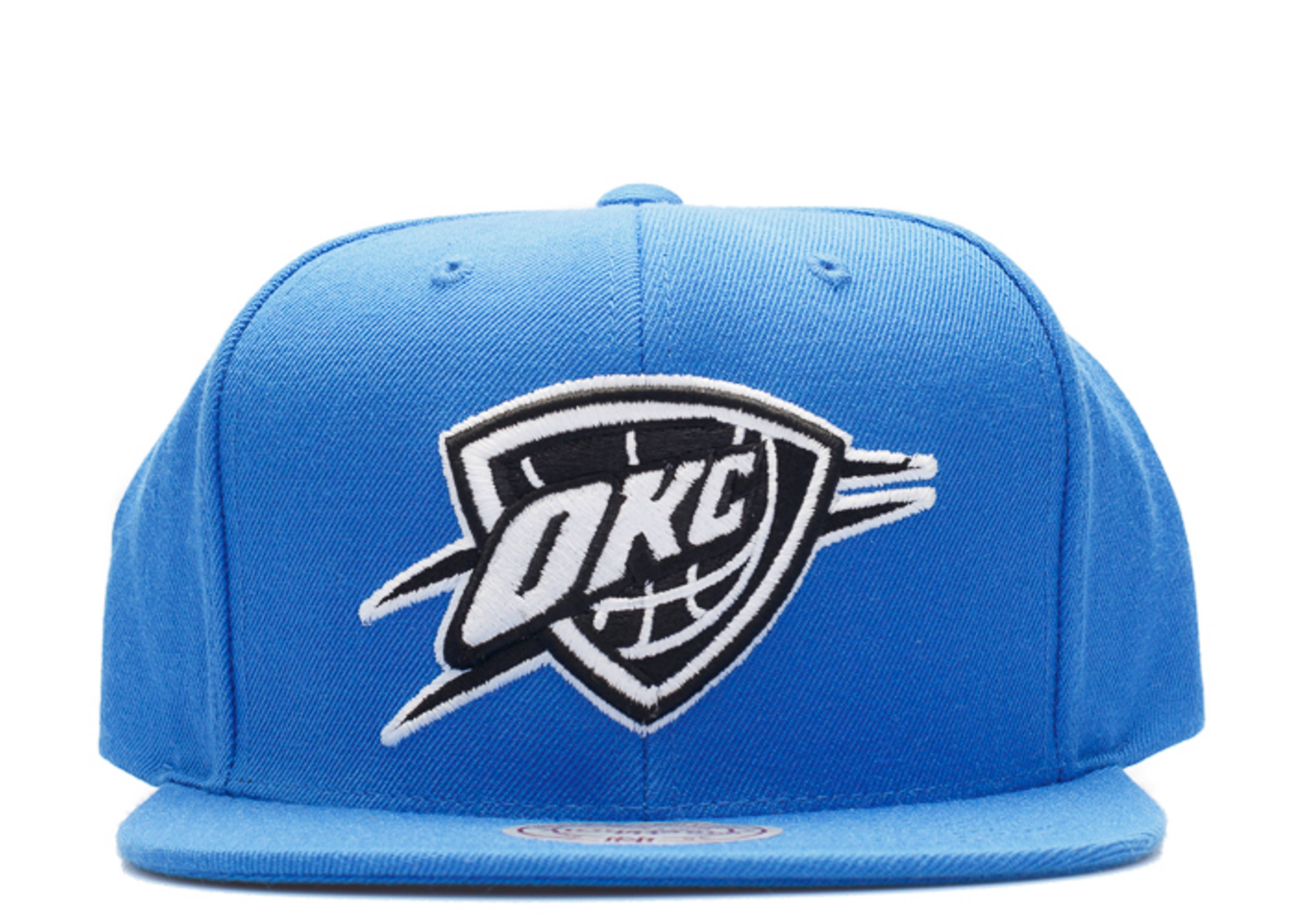 oklahoma city thunder snap-back