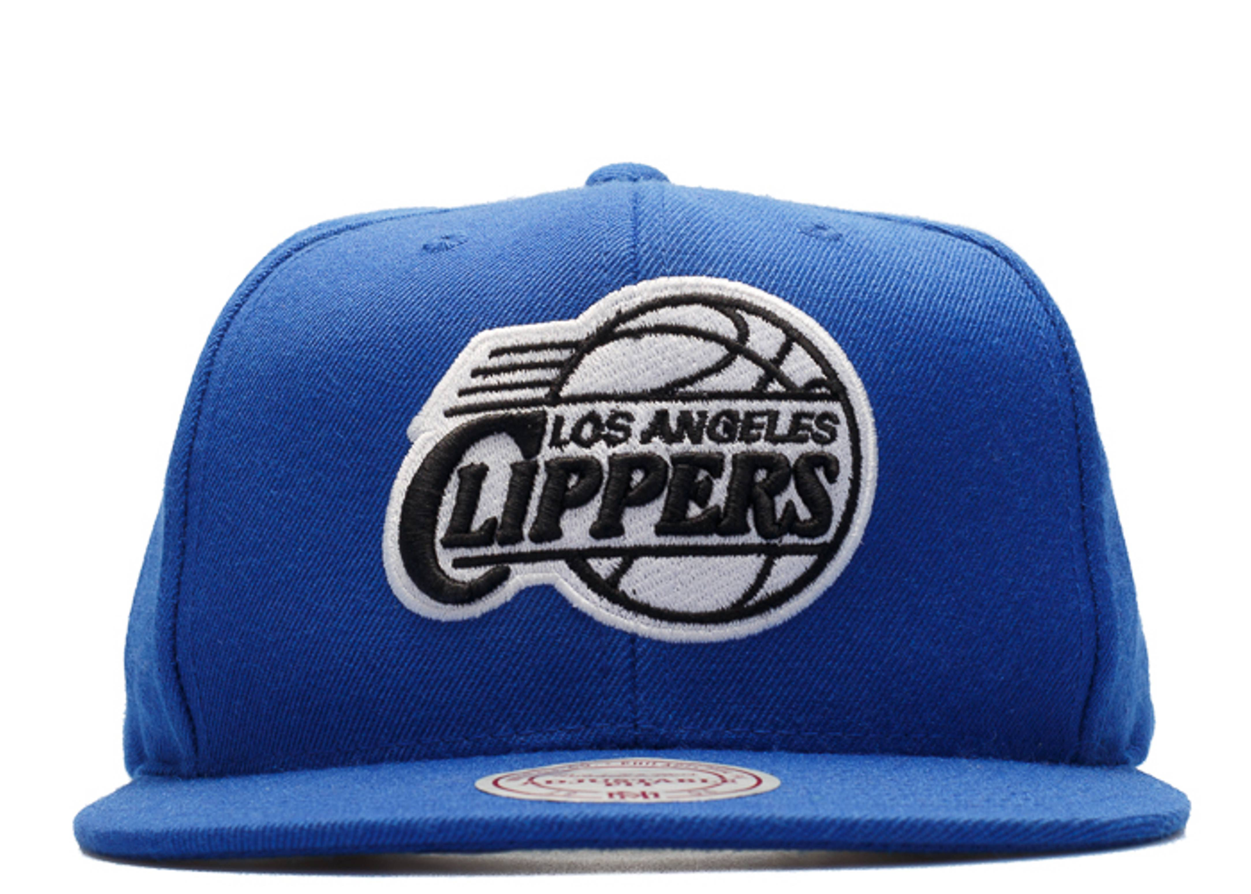 los angeles clippers snap-back