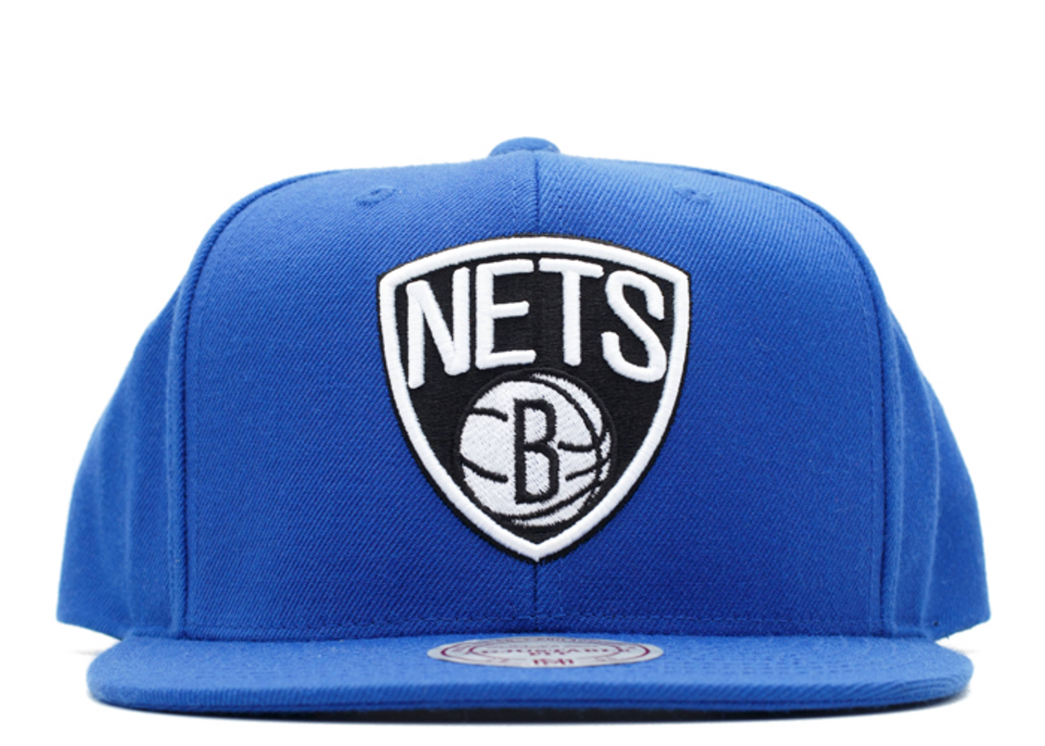 brooklyn nets snap-back