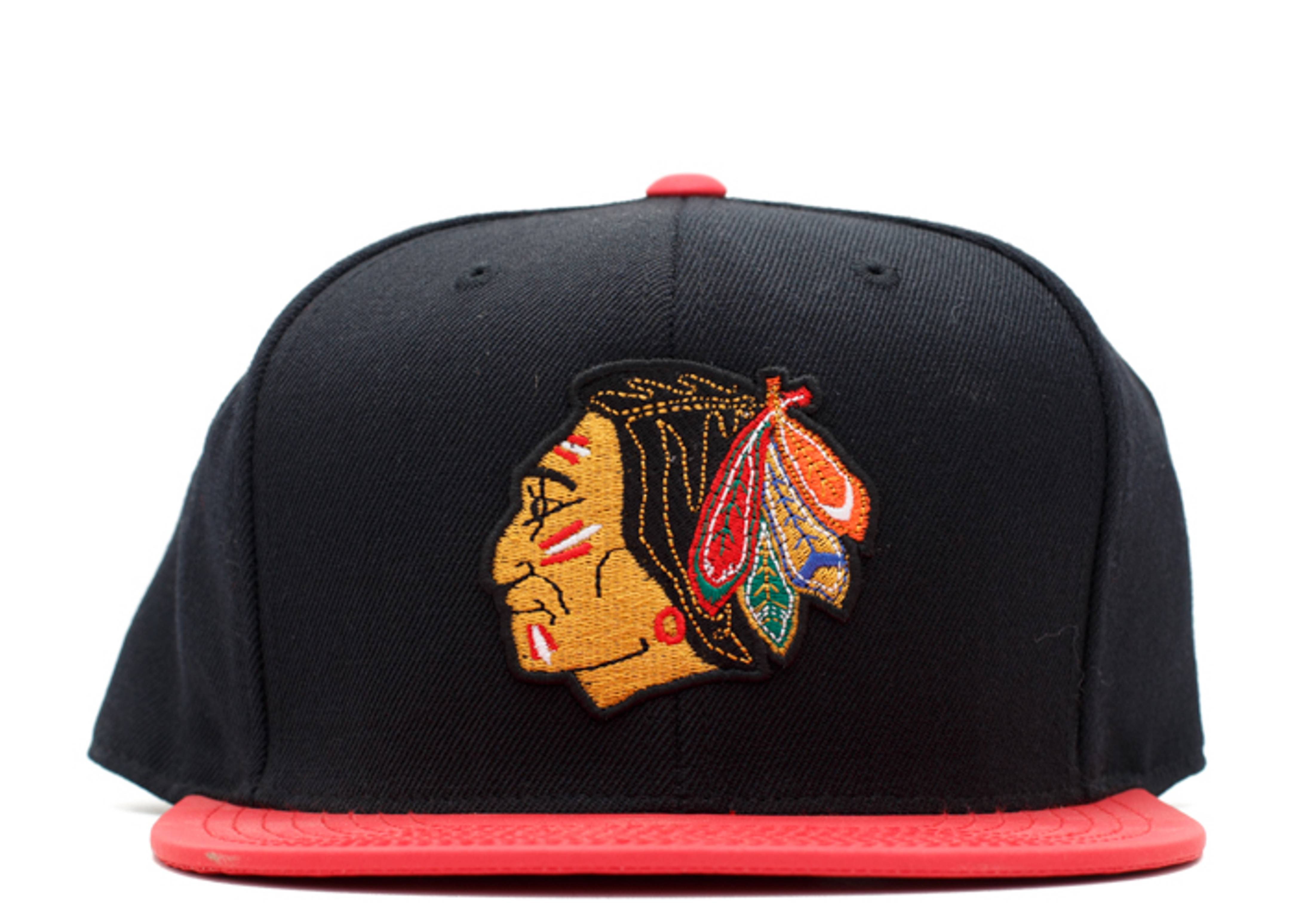 "chicago blackhawks fitted ""3m"""