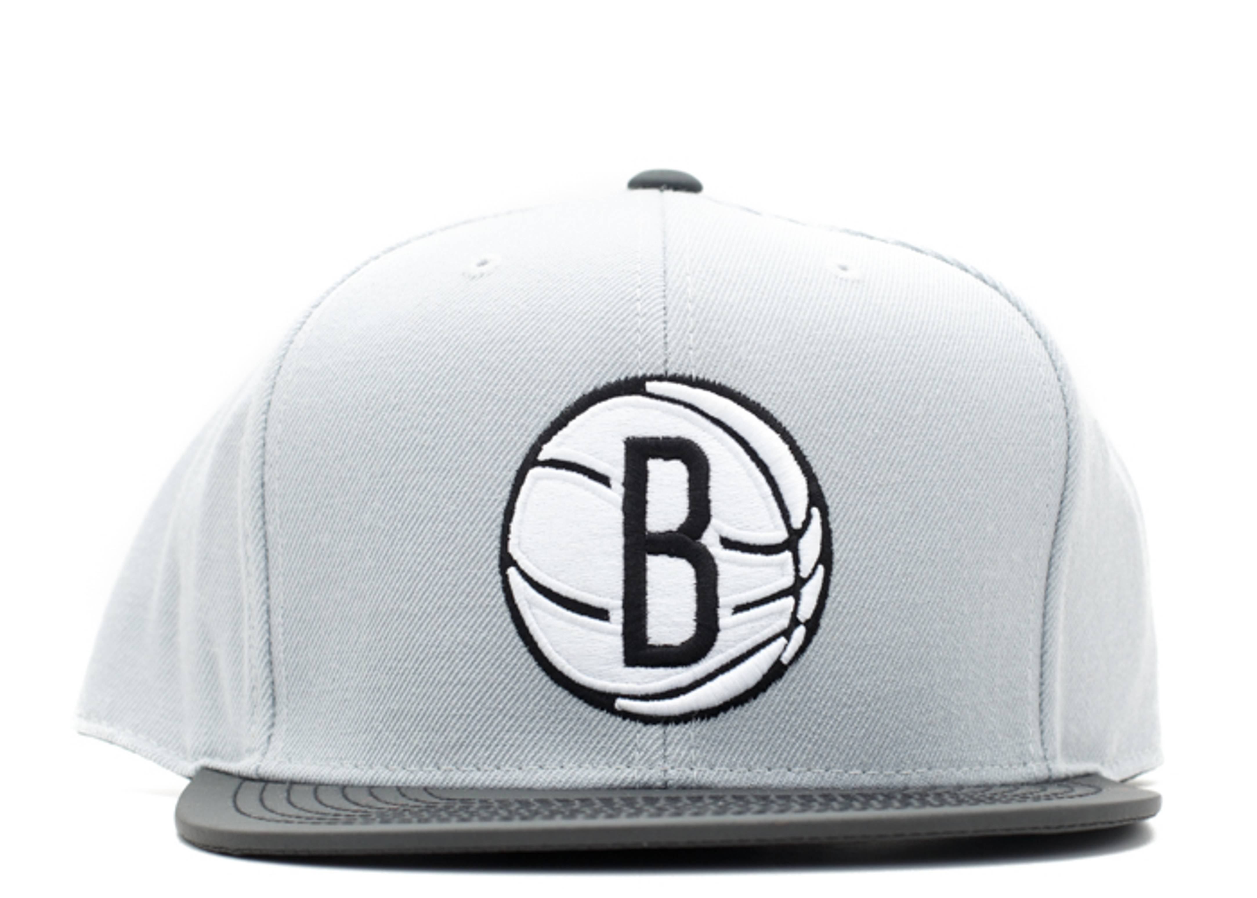 "brooklyn nets fitted ""3m"""