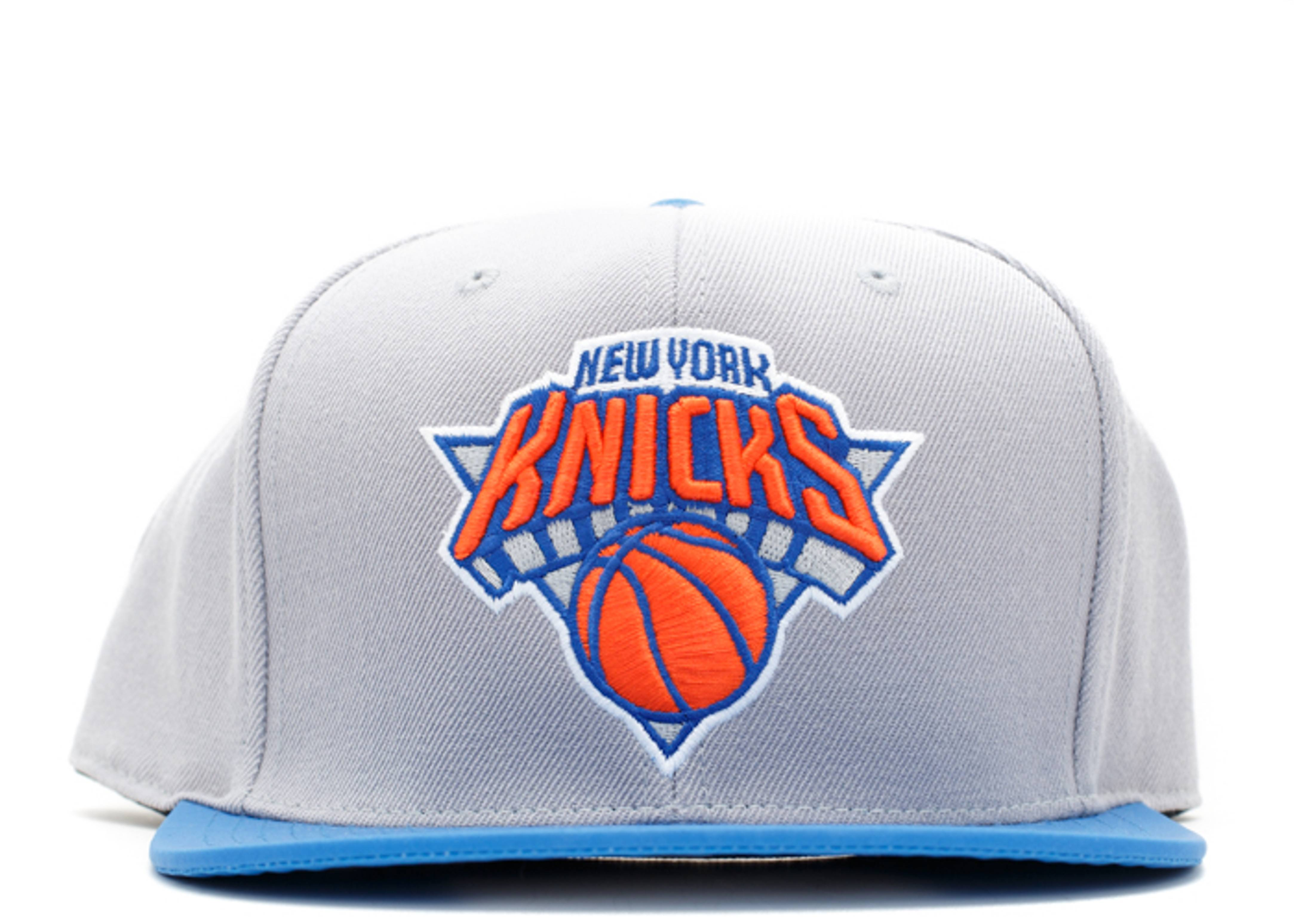 "new york knicks fitted ""3m"""