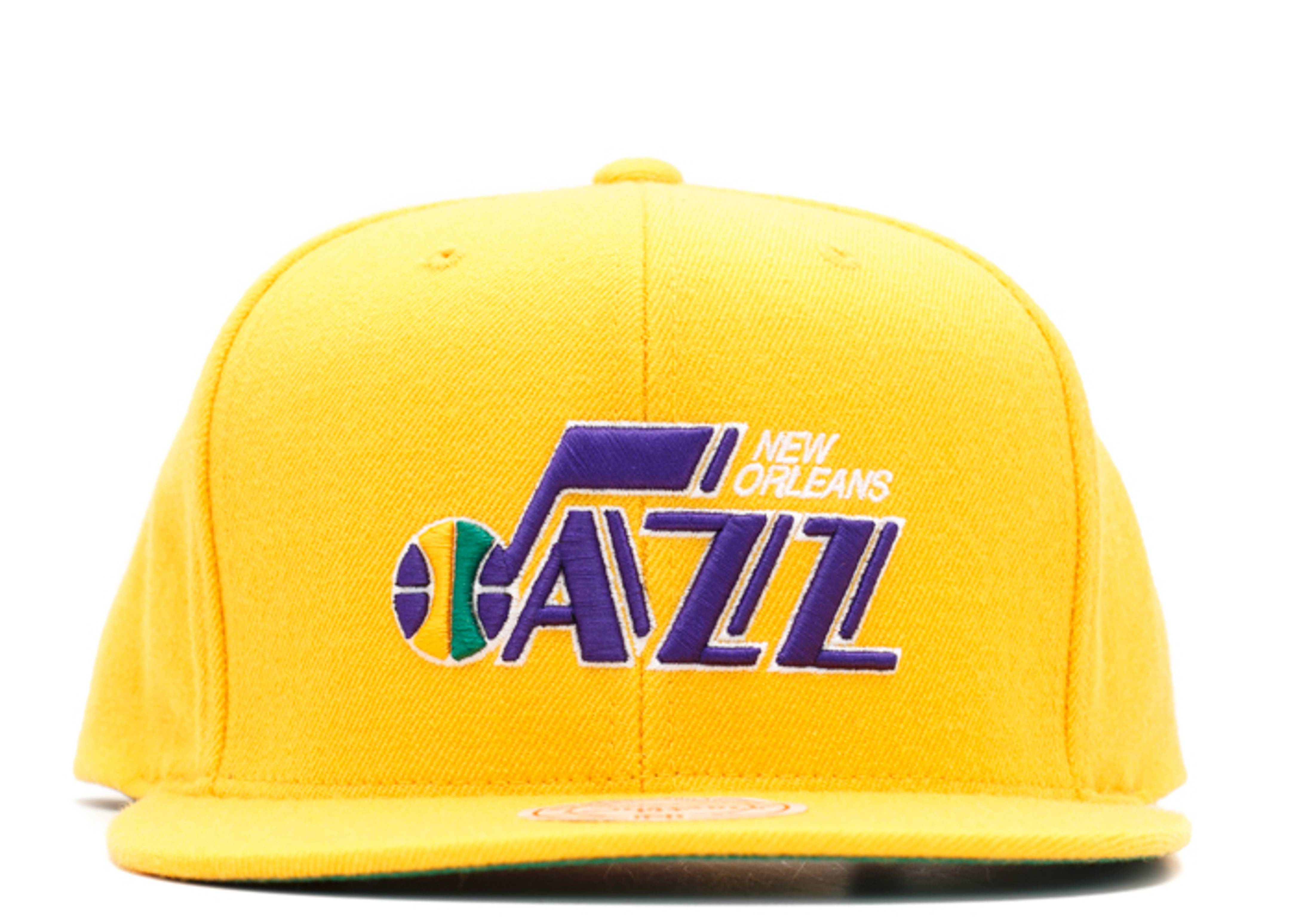 new orleans jazz snap-back
