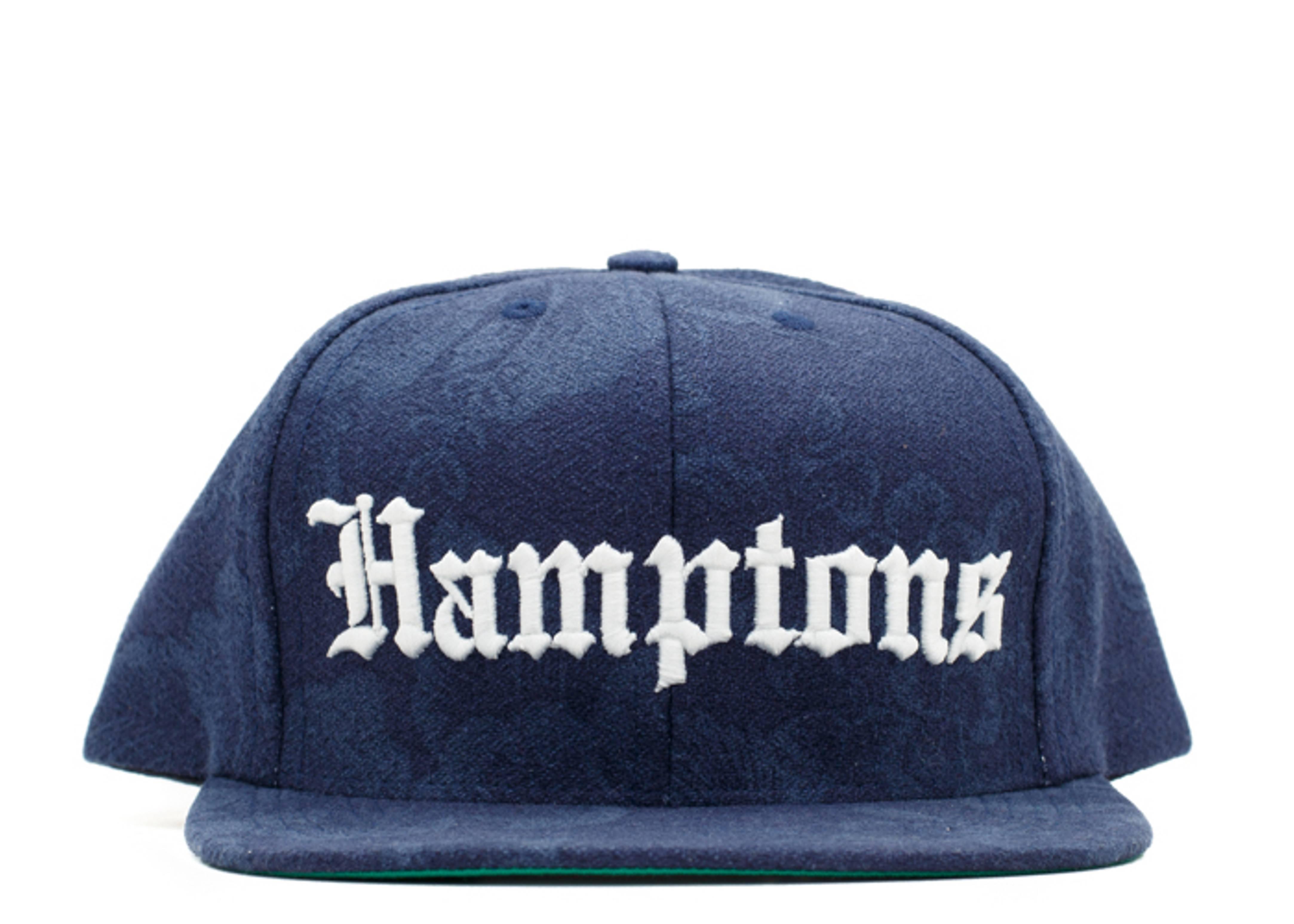 hamptons snap-back