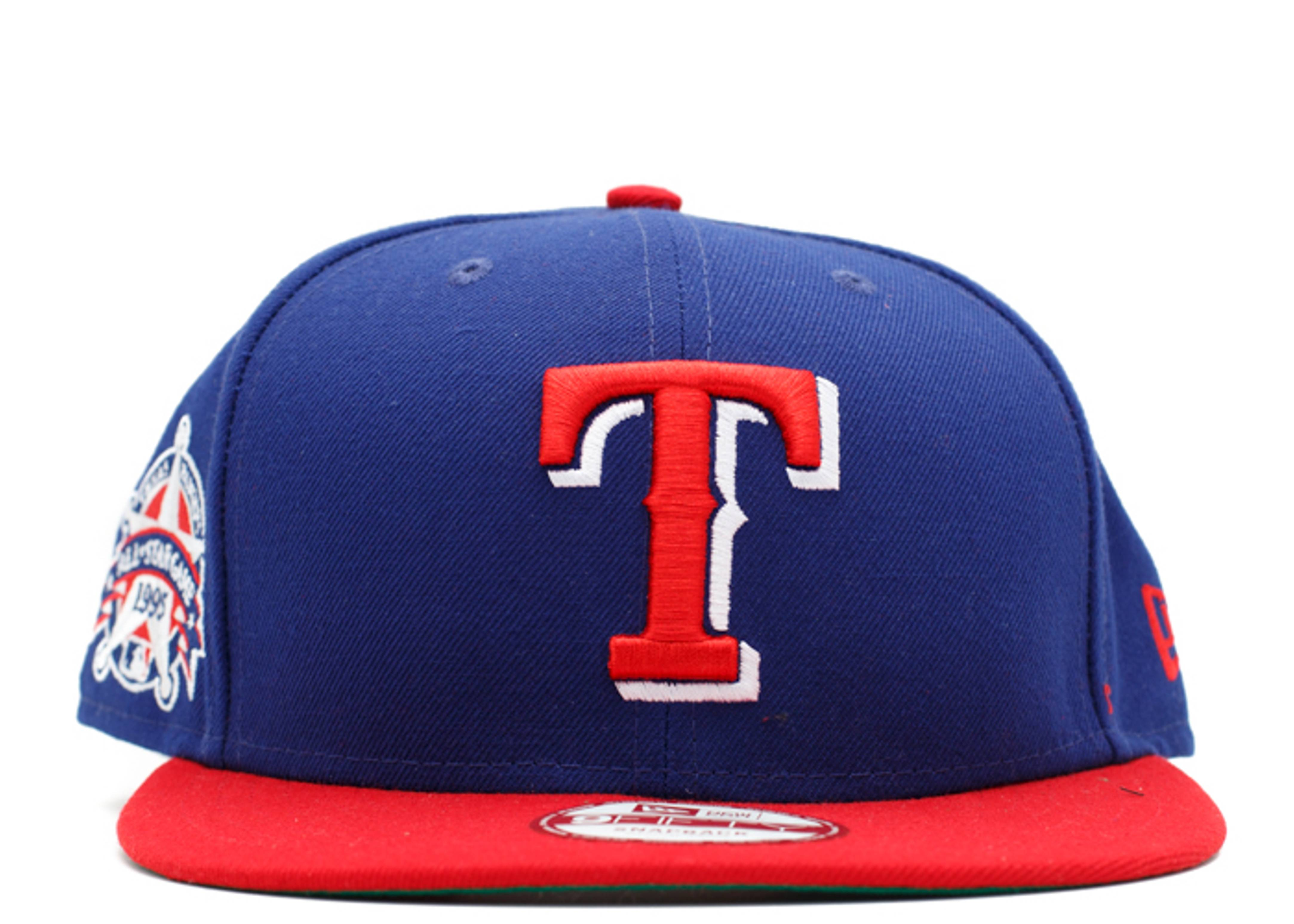 """texas rangers snap-back """"1995 all star game"""""""