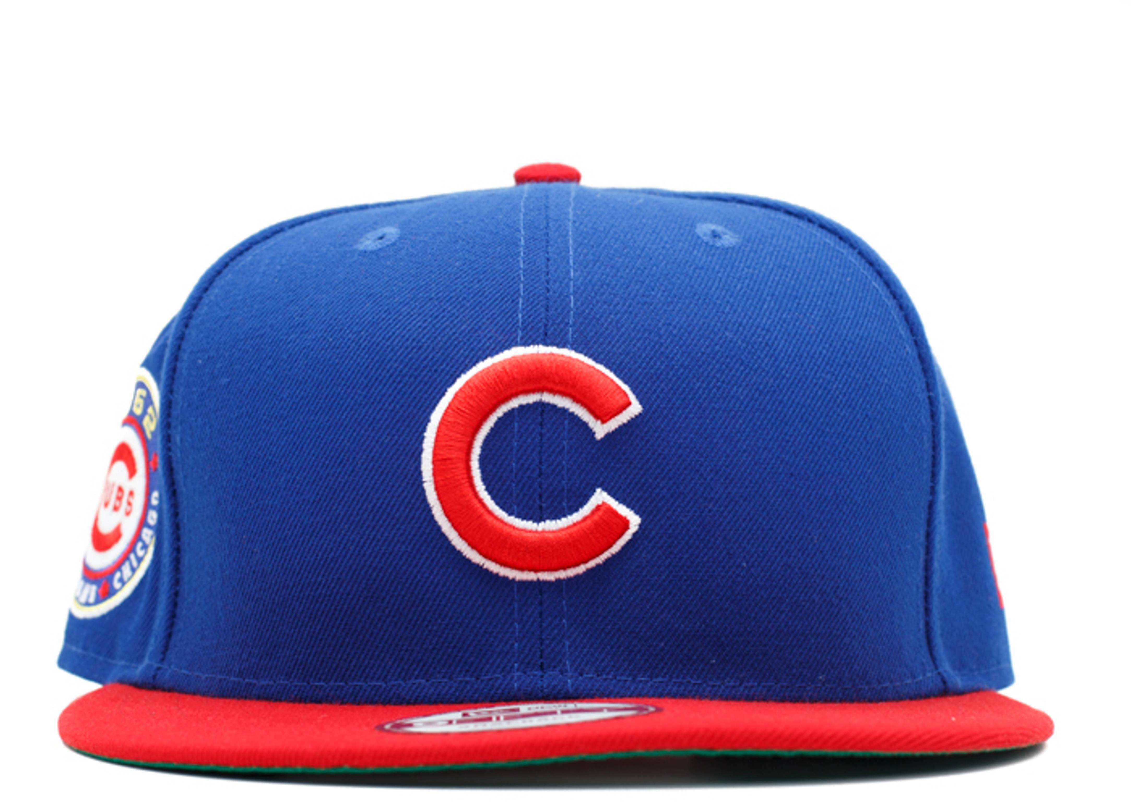 "chicago cubs snap-back ""1962 all star game"""