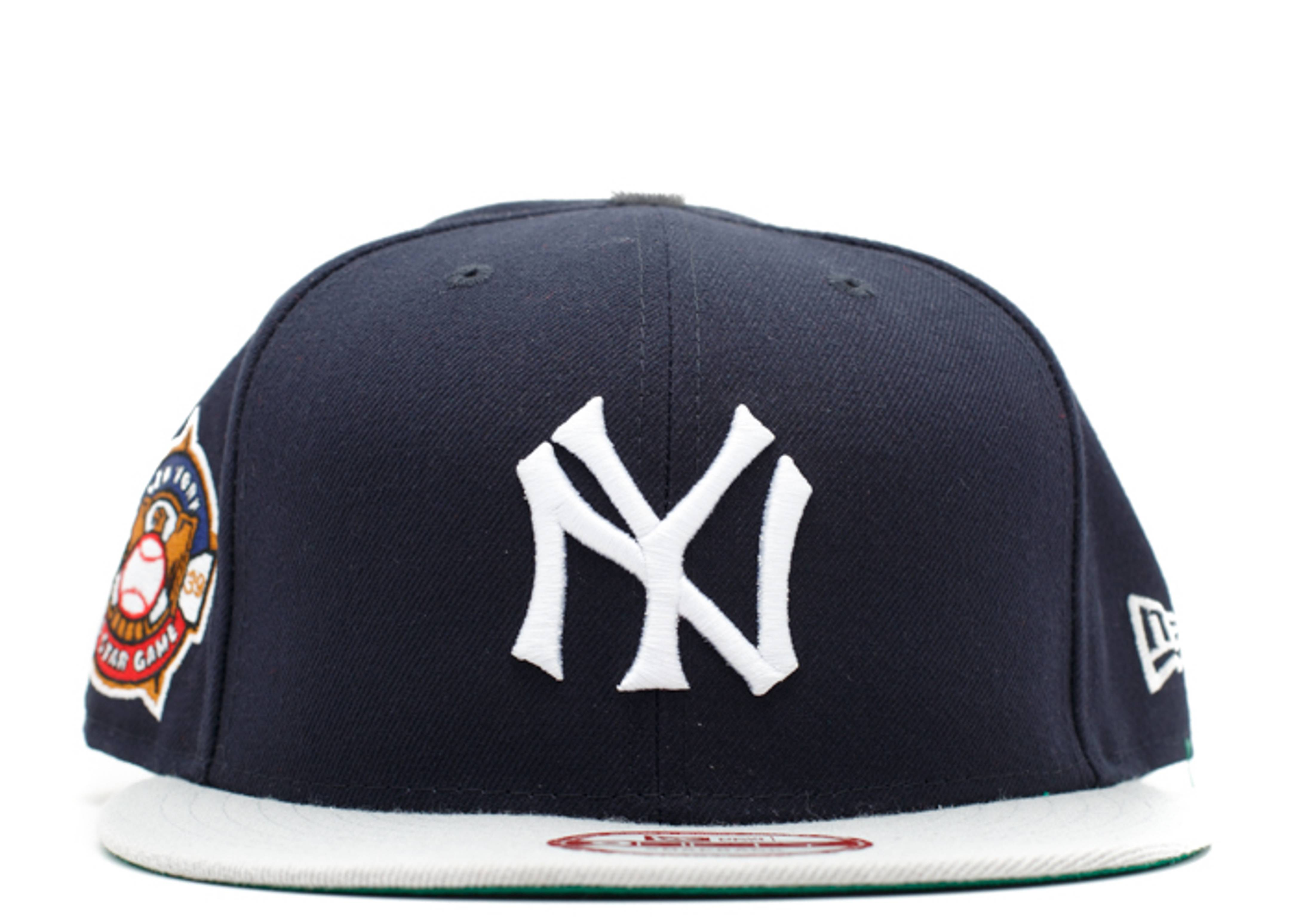 "new york yankees snap-back ""1939 all star game"""
