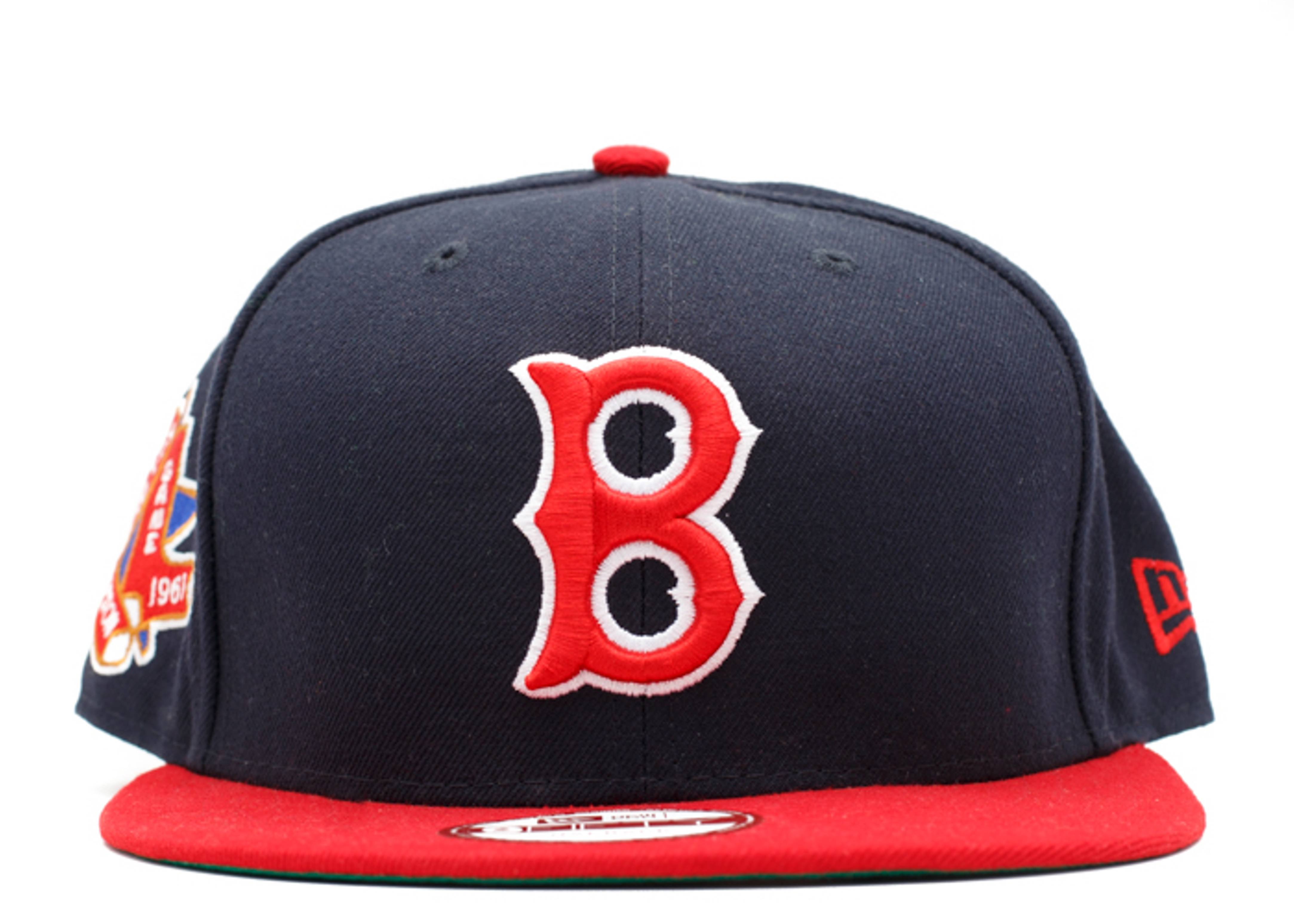"boston red sox snap-back ""1961 all star game"""
