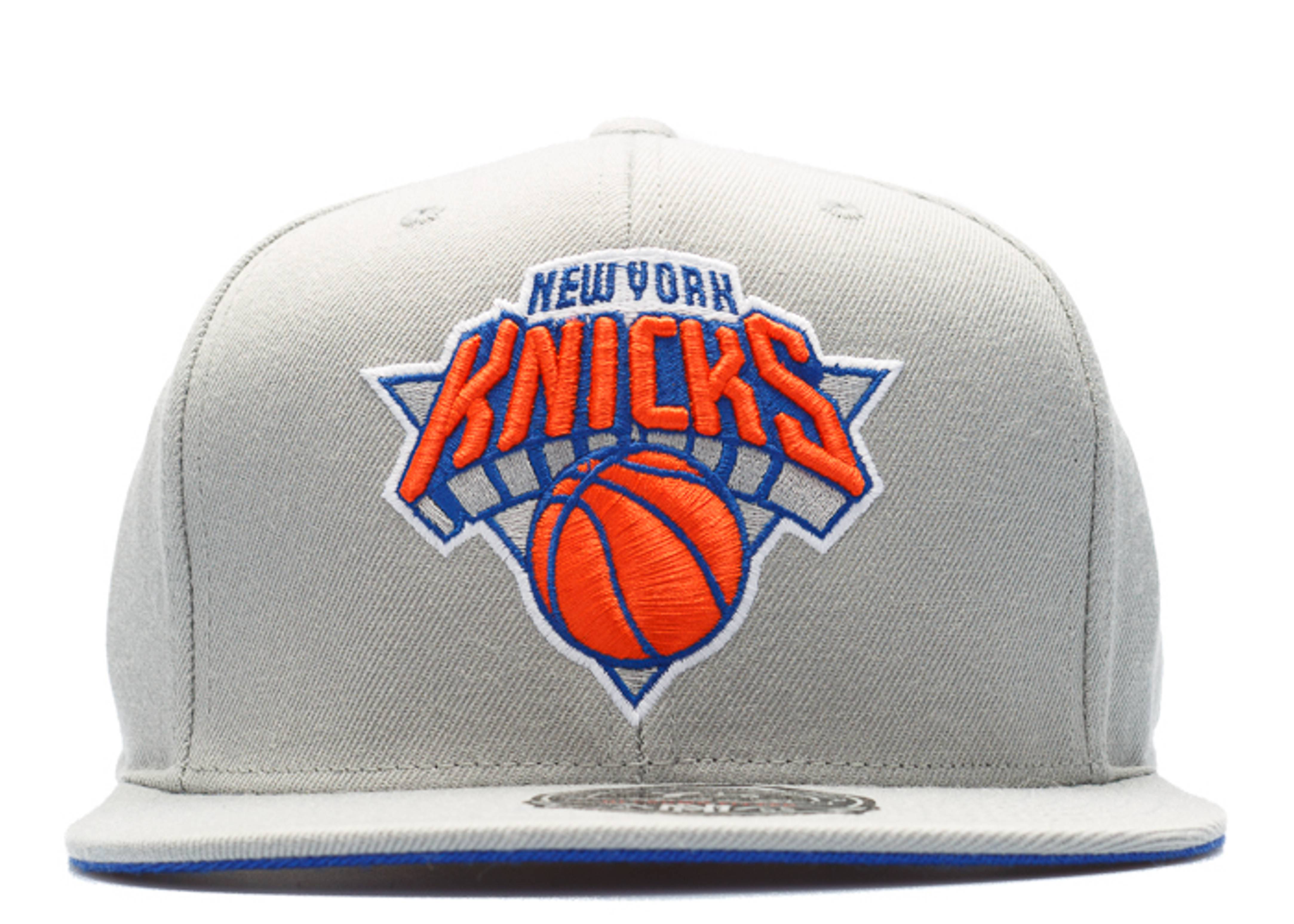 new york knicks high crown fitted