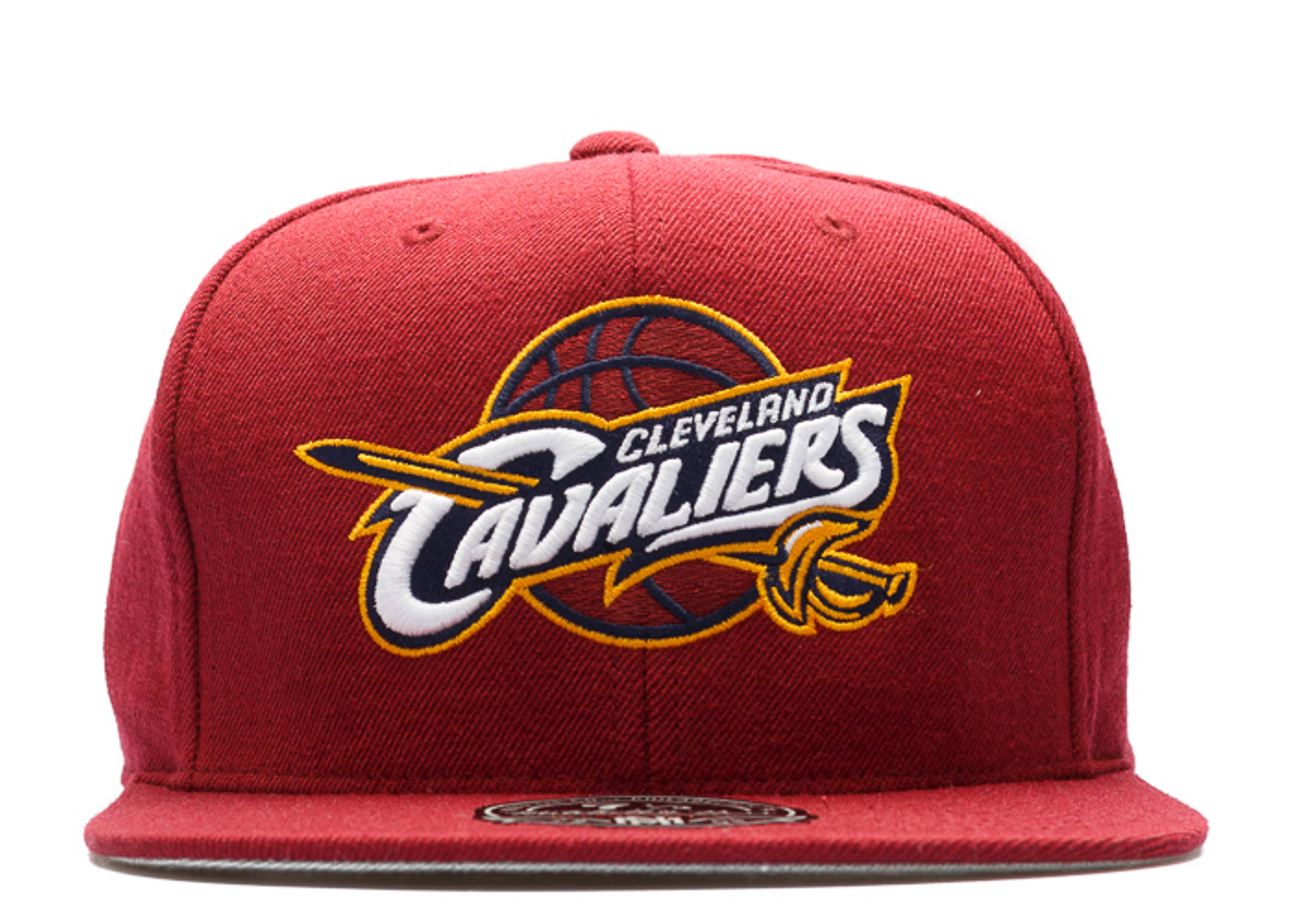 cleveland cavaliers high crown fitted