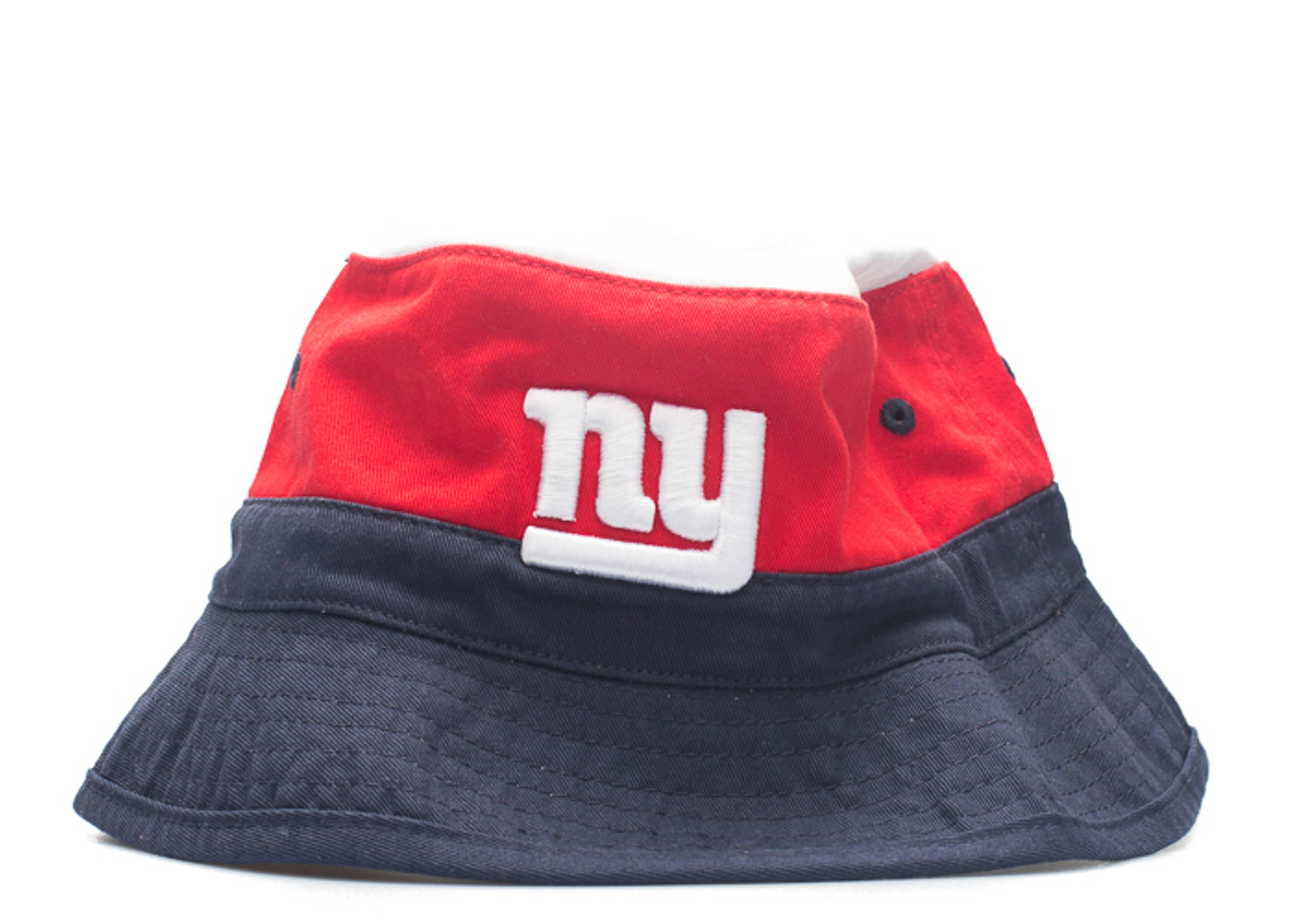 new york giants bucket hat