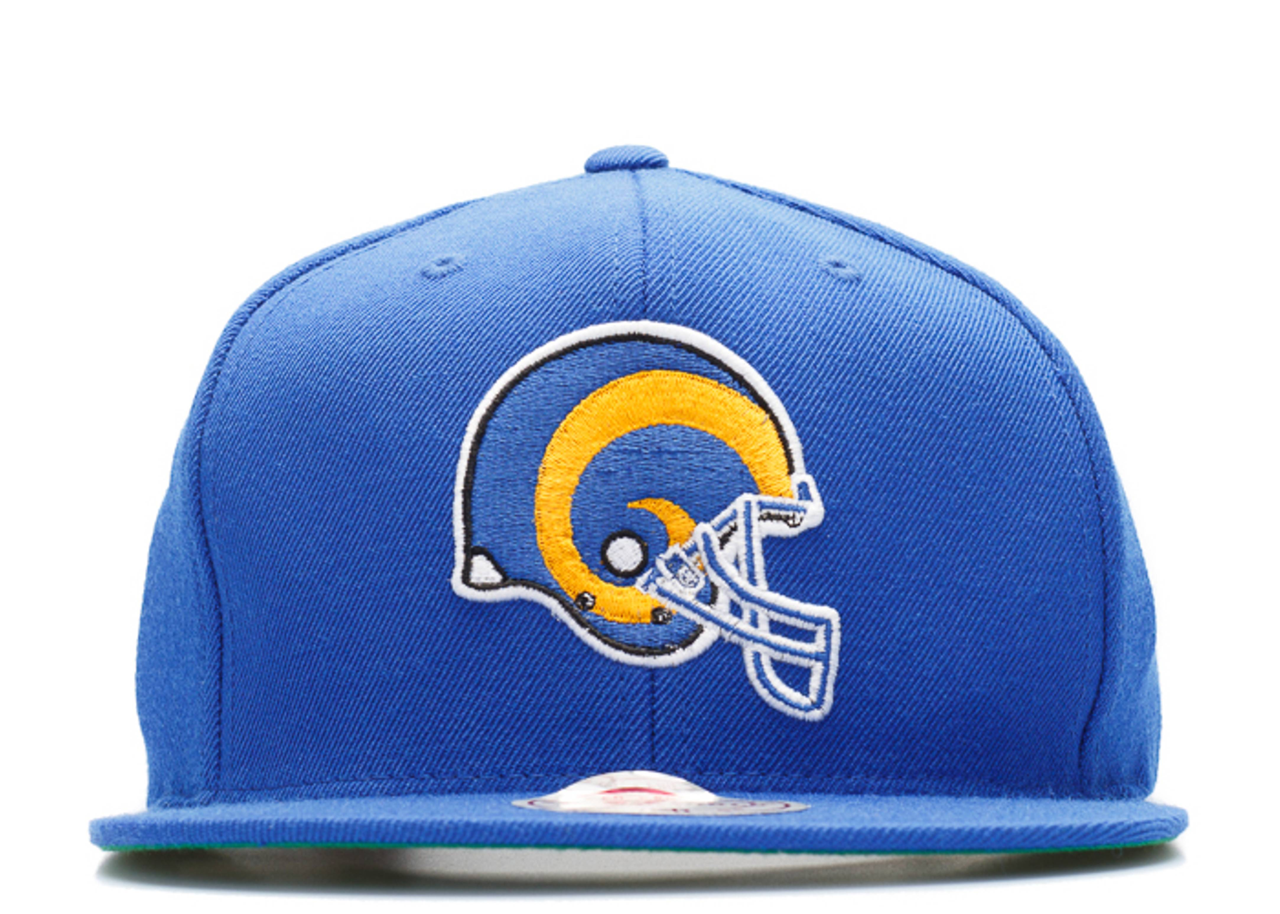 9f9cb162 Los Angeles Rams Snap-back - Mitchell & Ness - nz97tpc6laram - royal ...