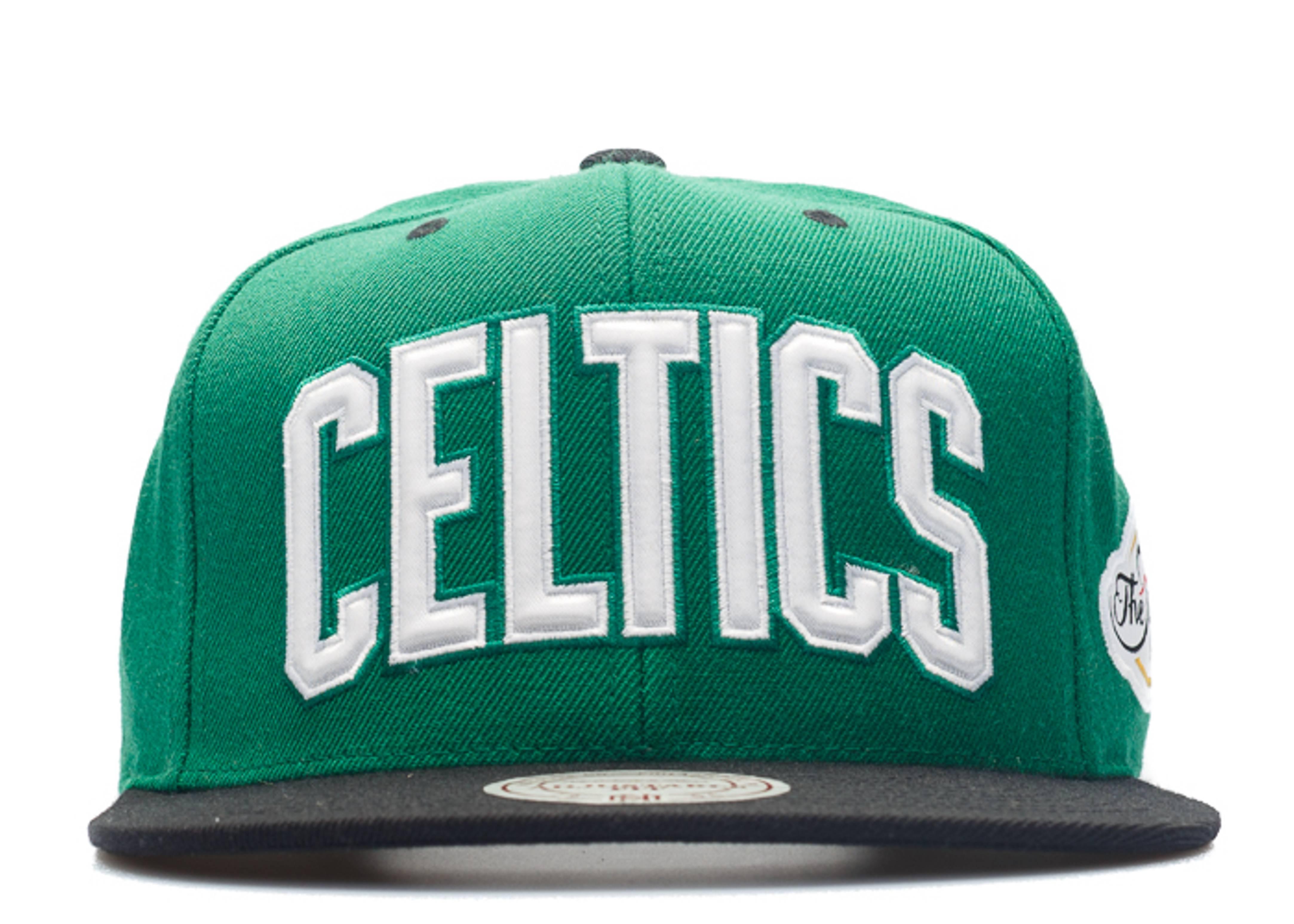 "boston celtic snap-back ""2008 championship"""