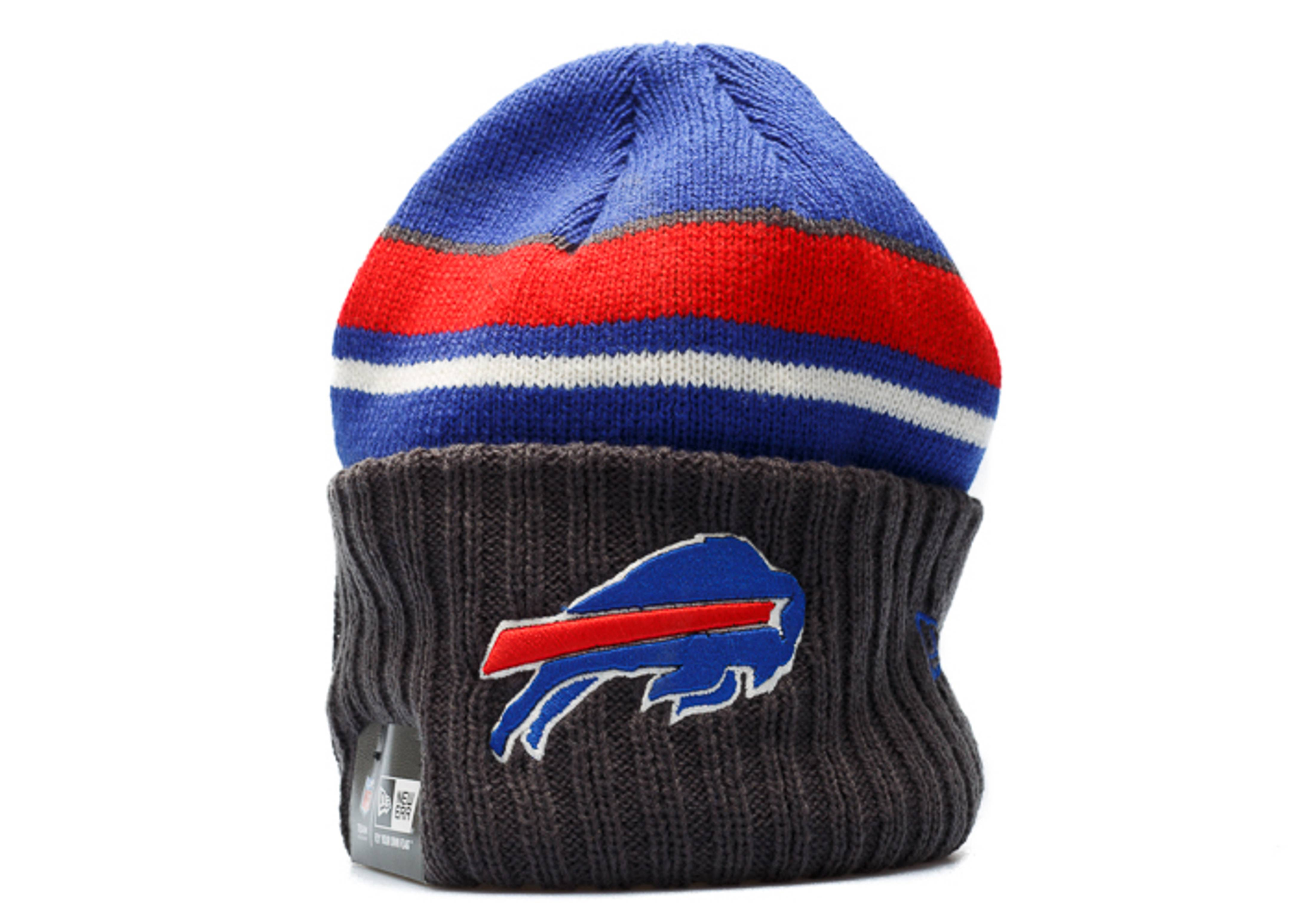 buffalo bills knit cuffed beanie