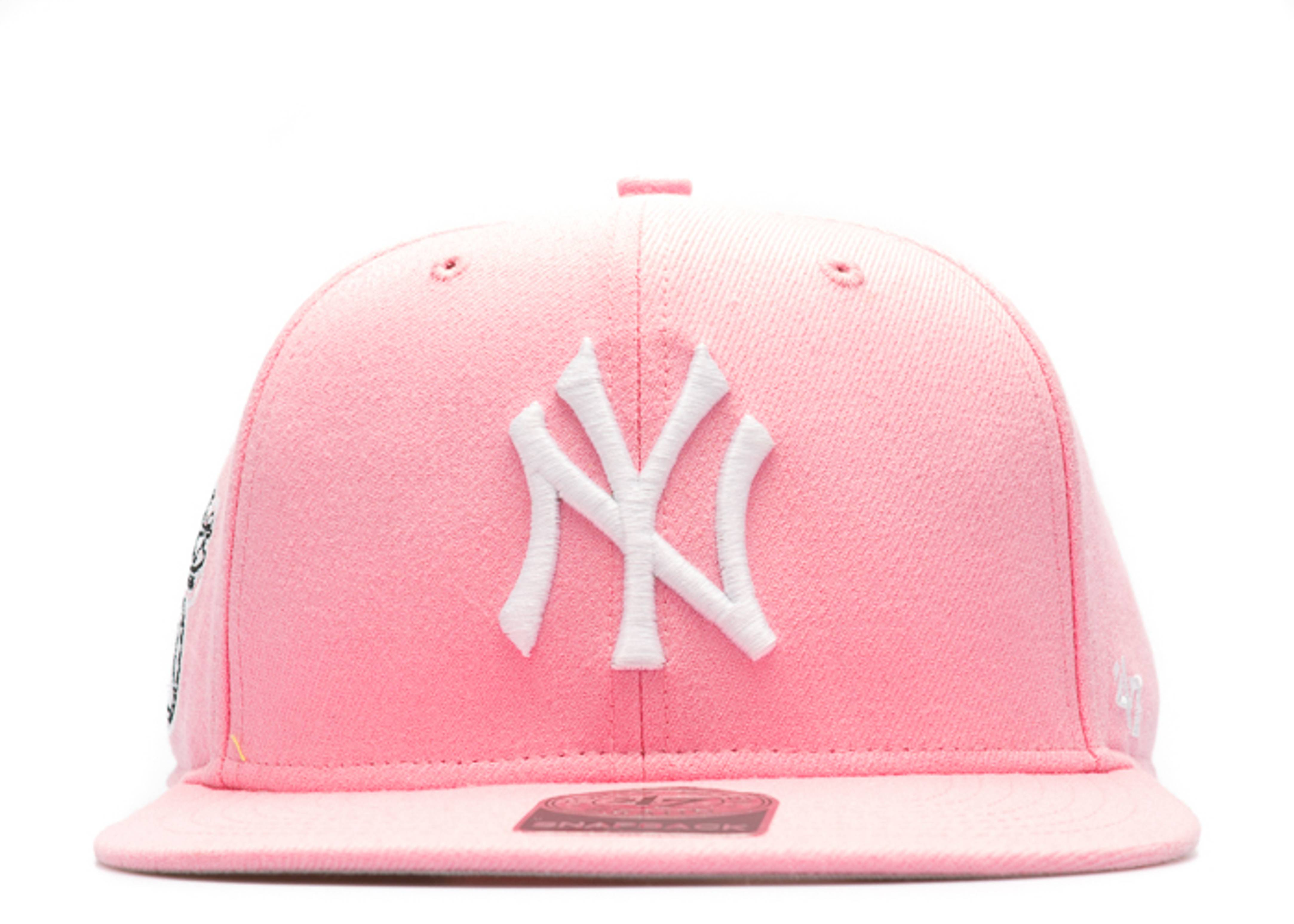 """new york yankee snap-back """"american league side-patch"""""""